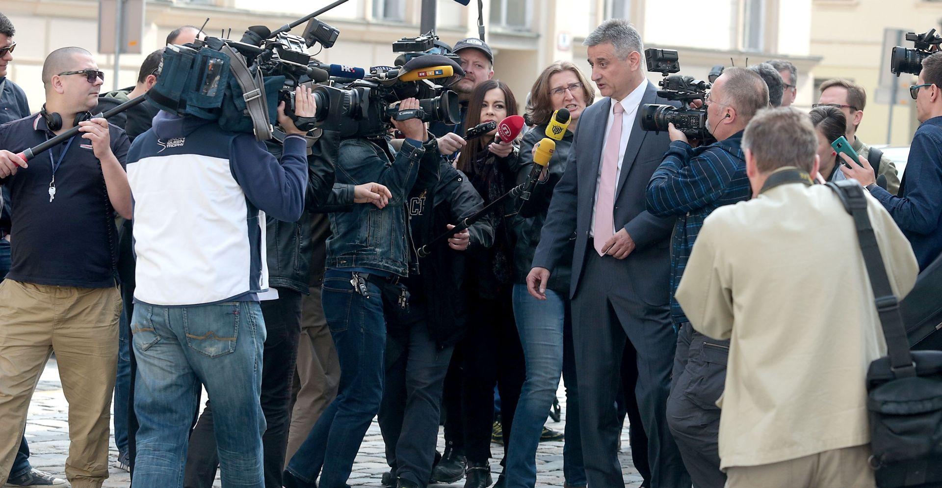 Pokretanje postupka opoziva Tomislava Karamarka i u svjetskim medijima
