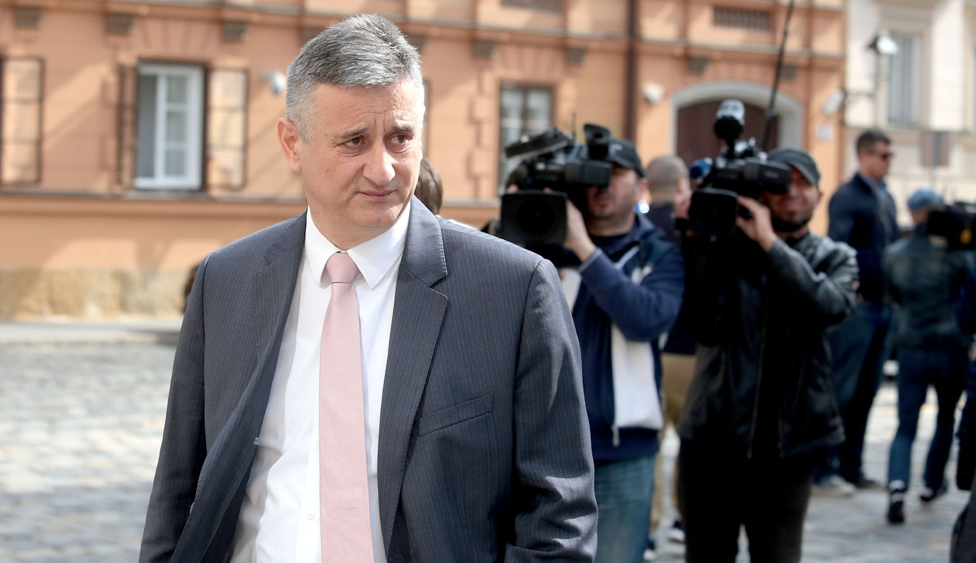"""KARAMARKO """"Vlada je stabilna dok god HDZ to želi, nema prijevremenih izbora"""""""