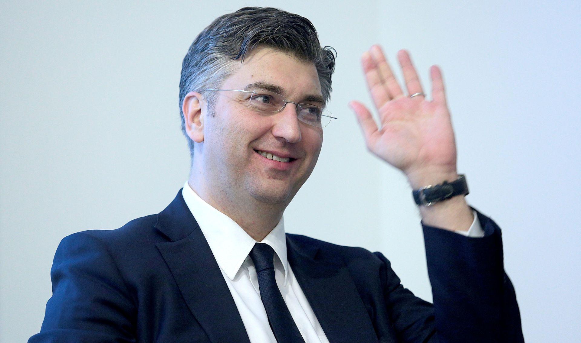 U SDP-u zabrinuti zbog istupa Andreja Plenkovića