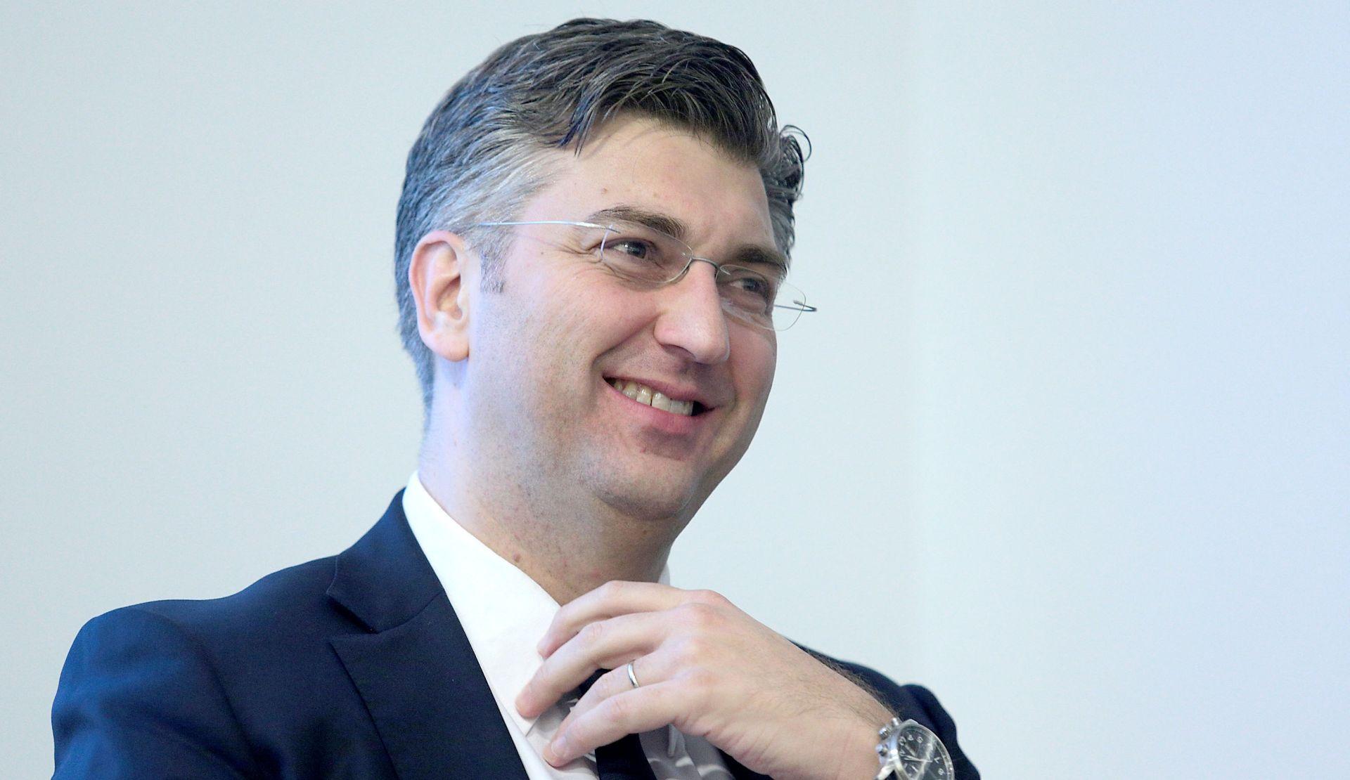 Plenković: Stranački i državni interesi su najvažniji