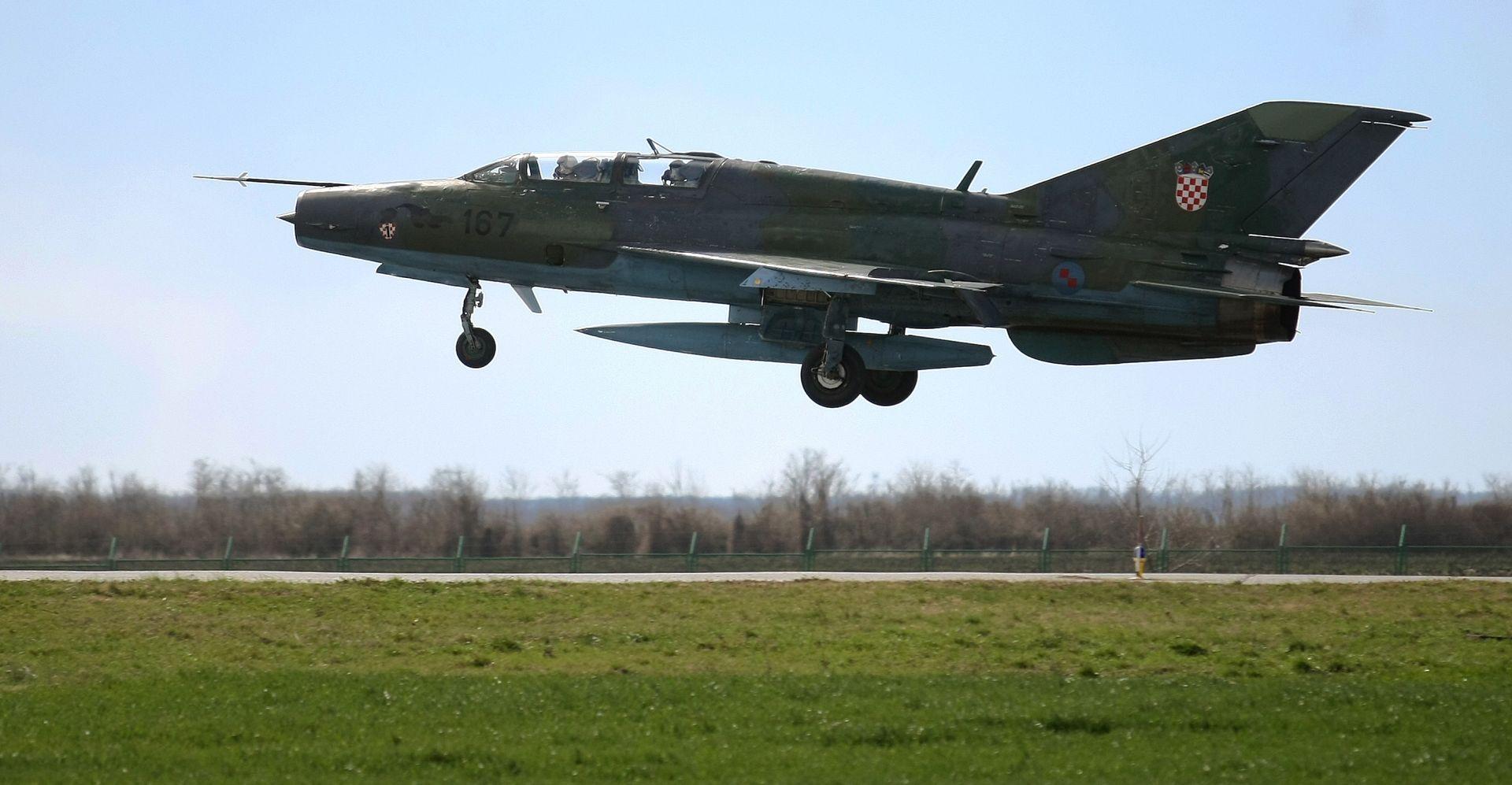 Osnovano povjerenstvo o mogućoj nabavi novih borbenih zrakoplova
