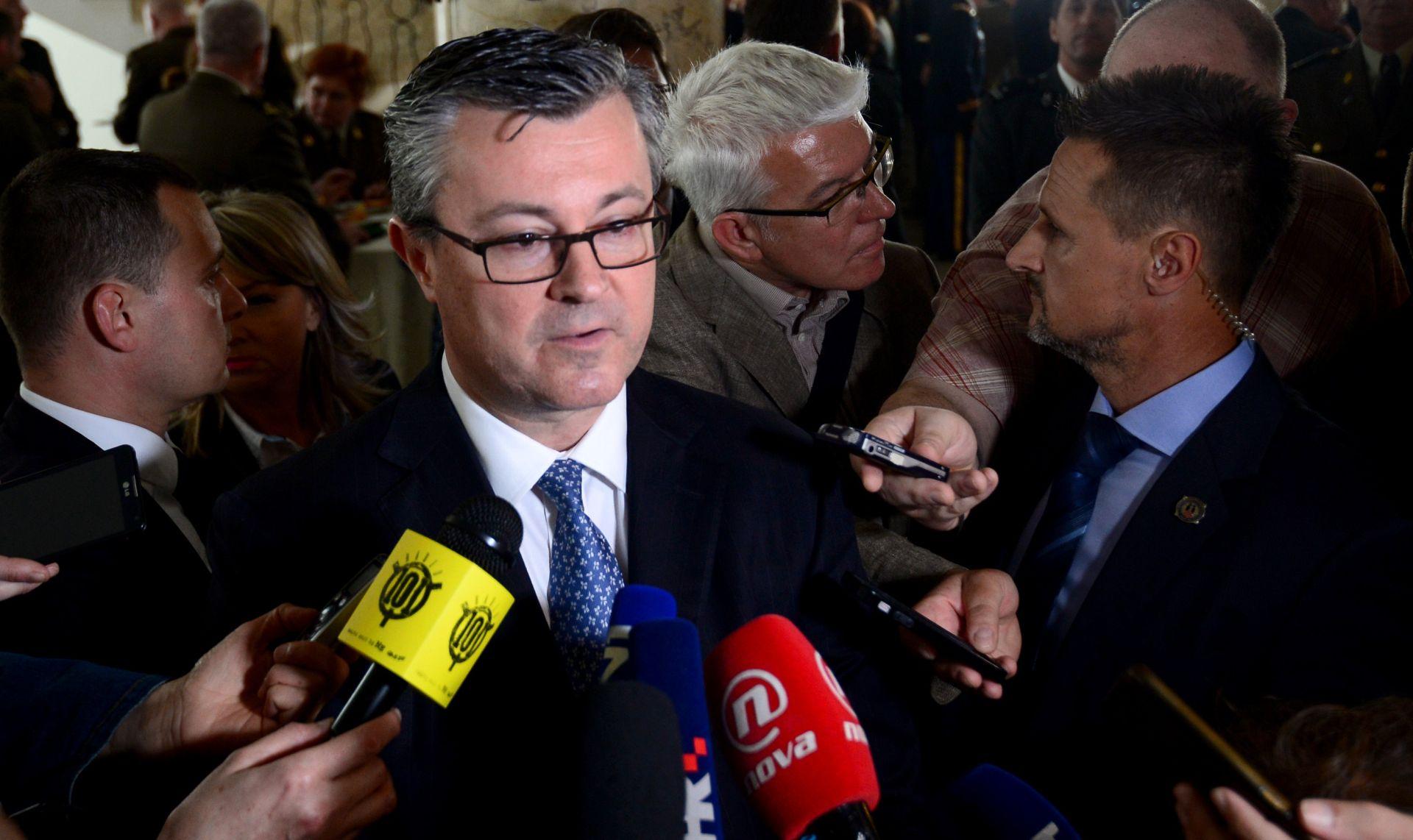 OREŠKOVIĆ 'Već sam iznio svoj stav o Karamarku, dalje je do HDZ-a'