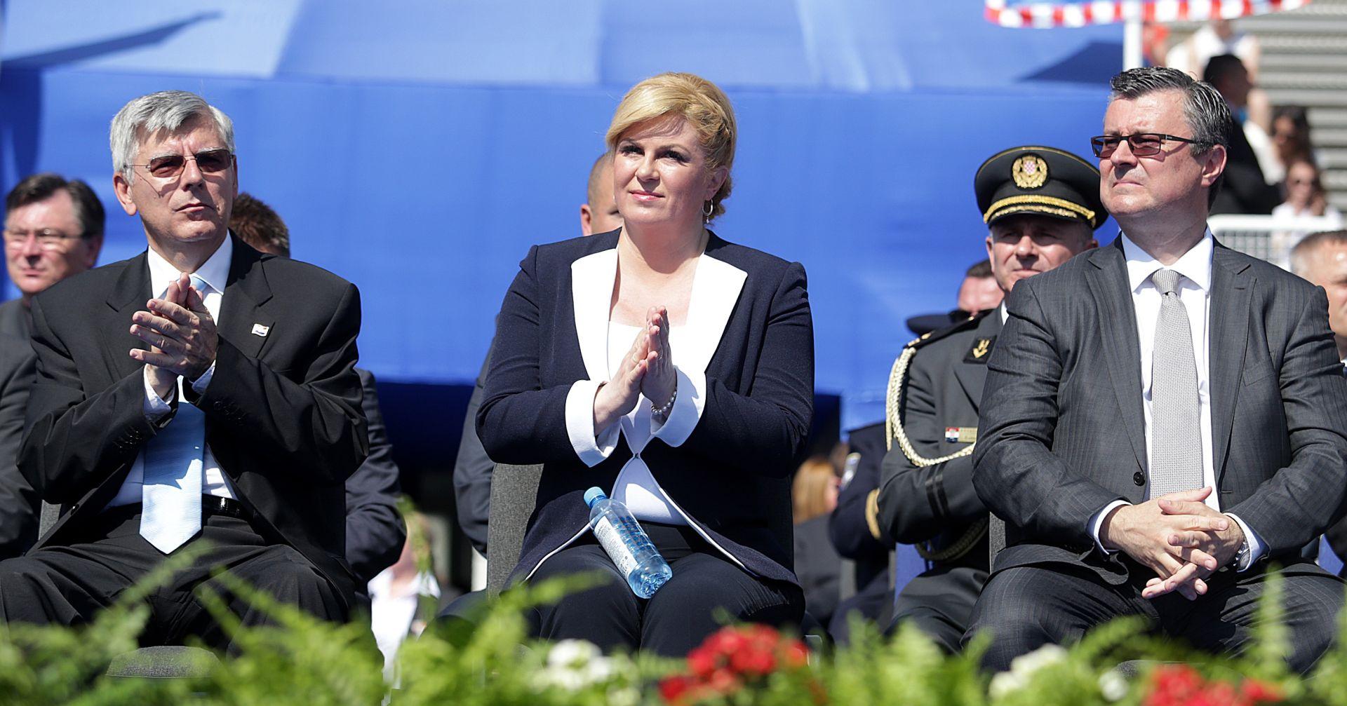 Grabar – Kitarović: Hrvatskoj danas potrebna jedinstvena državna politika