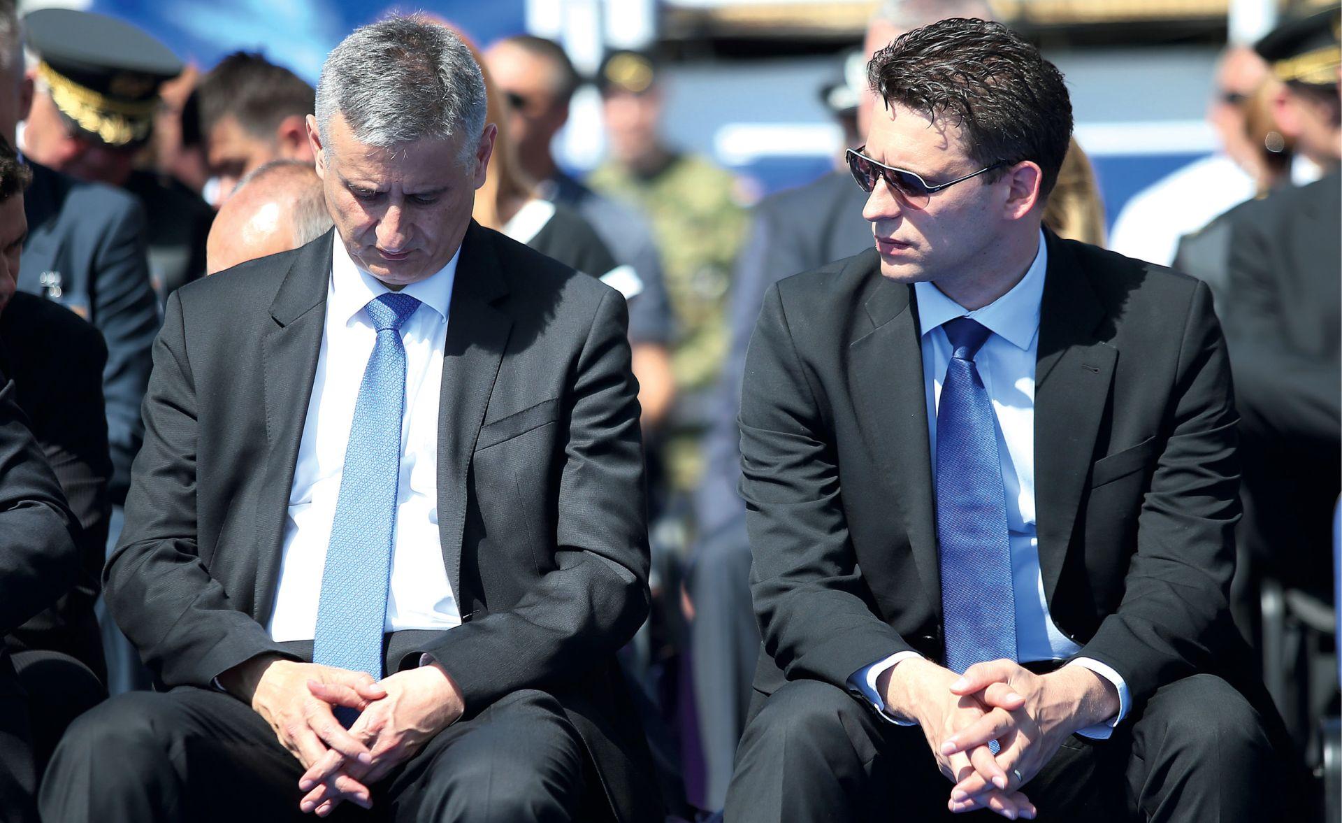 Autistični manevar Karamarka i Brkića prijeti dugoročnom devastacijom HDZ-a