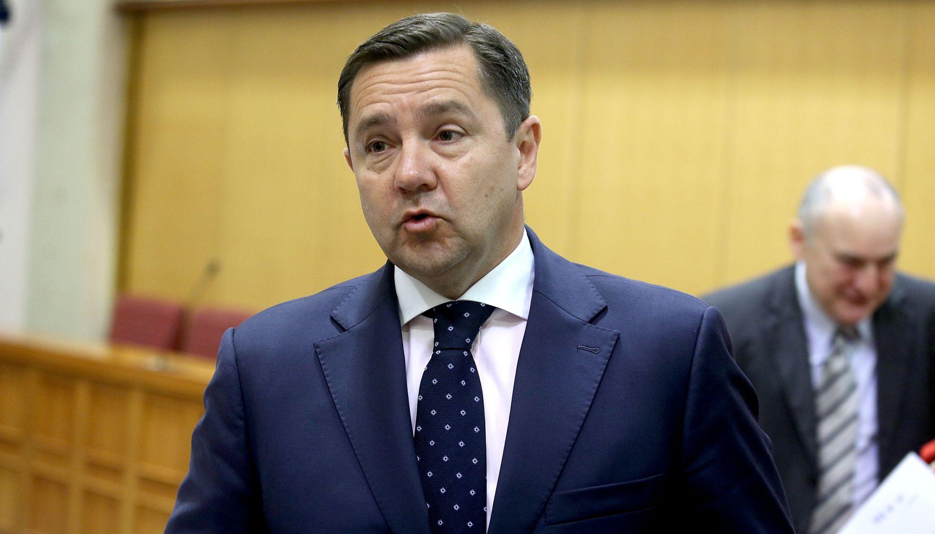 Mikulić: Kandidat sam za predsjednika zagrebačke Gradske skupštine