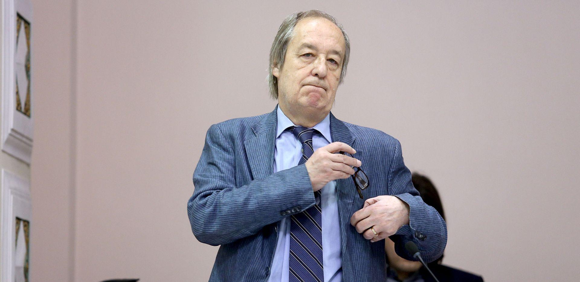 FURIO RADIN 'Hasanbegovićeve riječi su apsurdne'