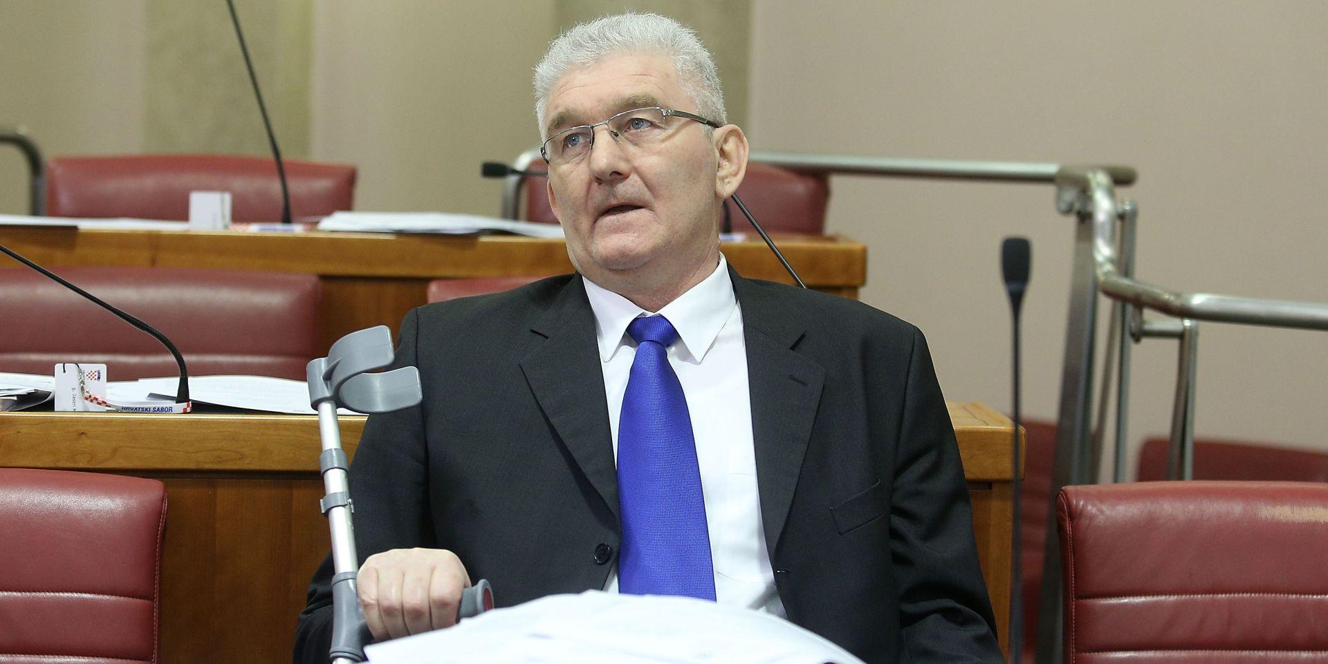 """MILIVOJ ŠPIKA """"Ministrica Šikić nas je prevarila, nije isključeno da tražimo njenu smjenu"""""""