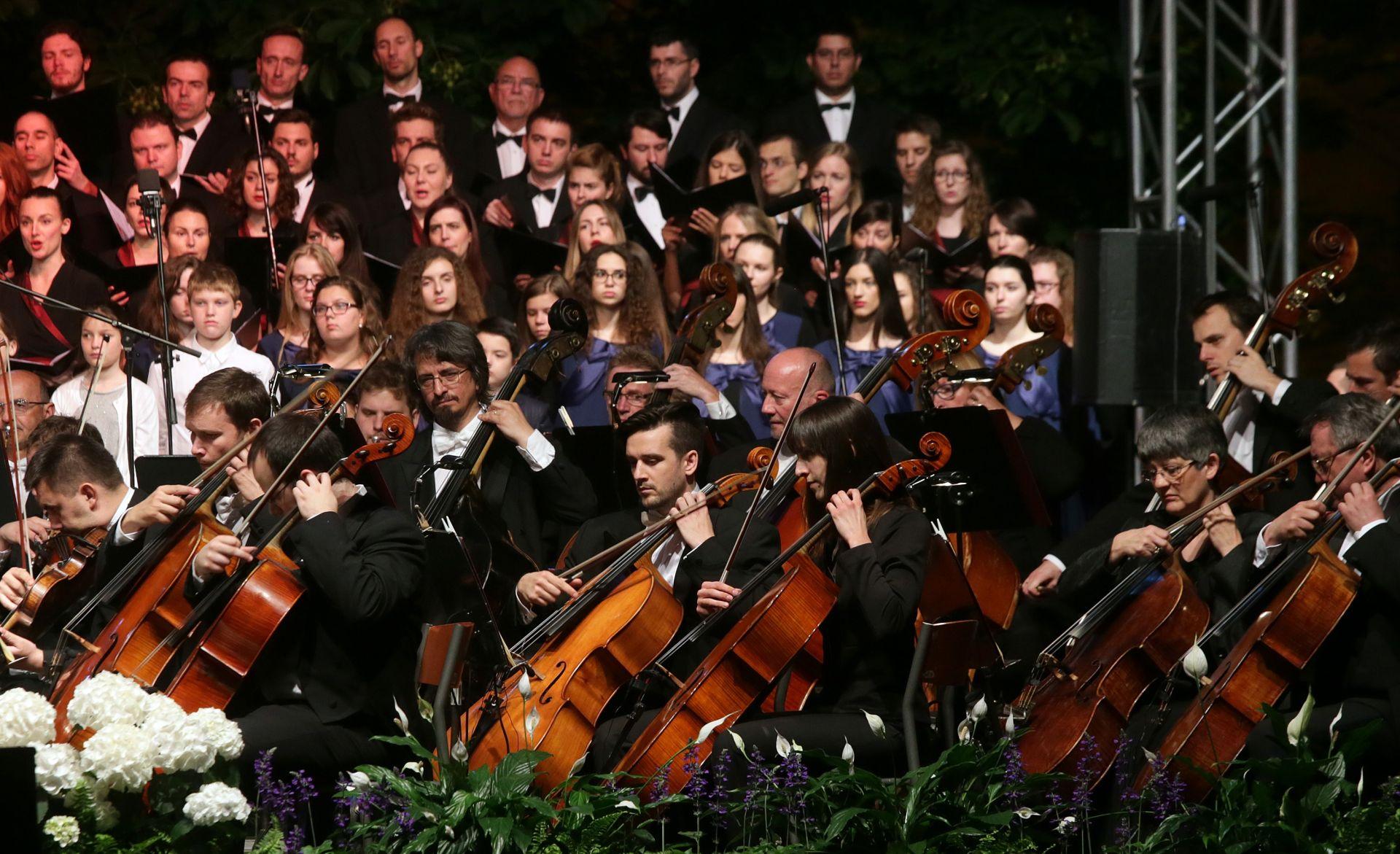 Sarajevo: 9. svibnja obilježen koncertom Zagrebačke filharmonije