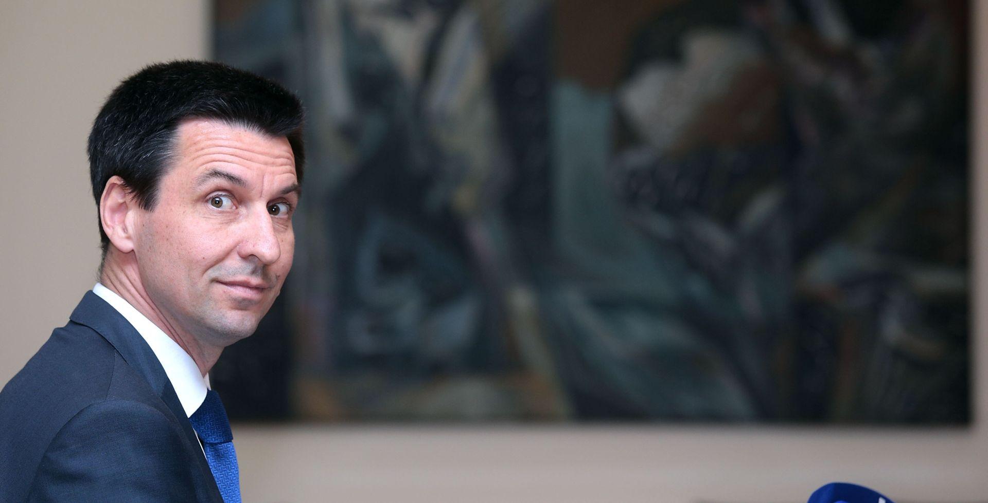 """ILČIĆ """"Sada je jasno da je Milanović postavio Jokića, iza sutrašnjeg prosvjeda stoji SDP"""""""