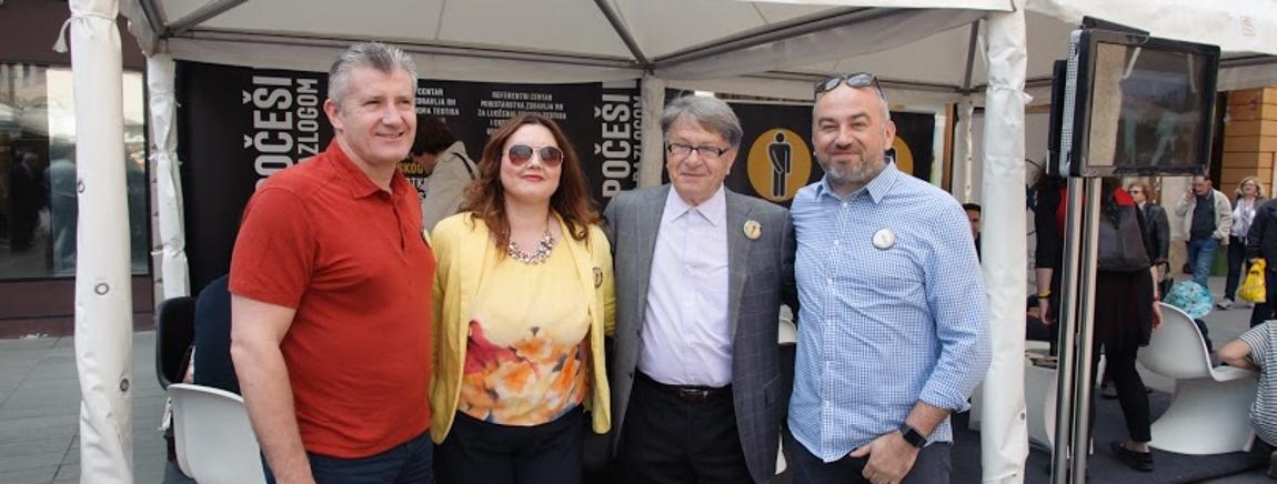 PROJEKT ZAGREBAČKE PIVOVARE Ovog vikenda održana prezentacija kampanje 'Počeši s razlogom'