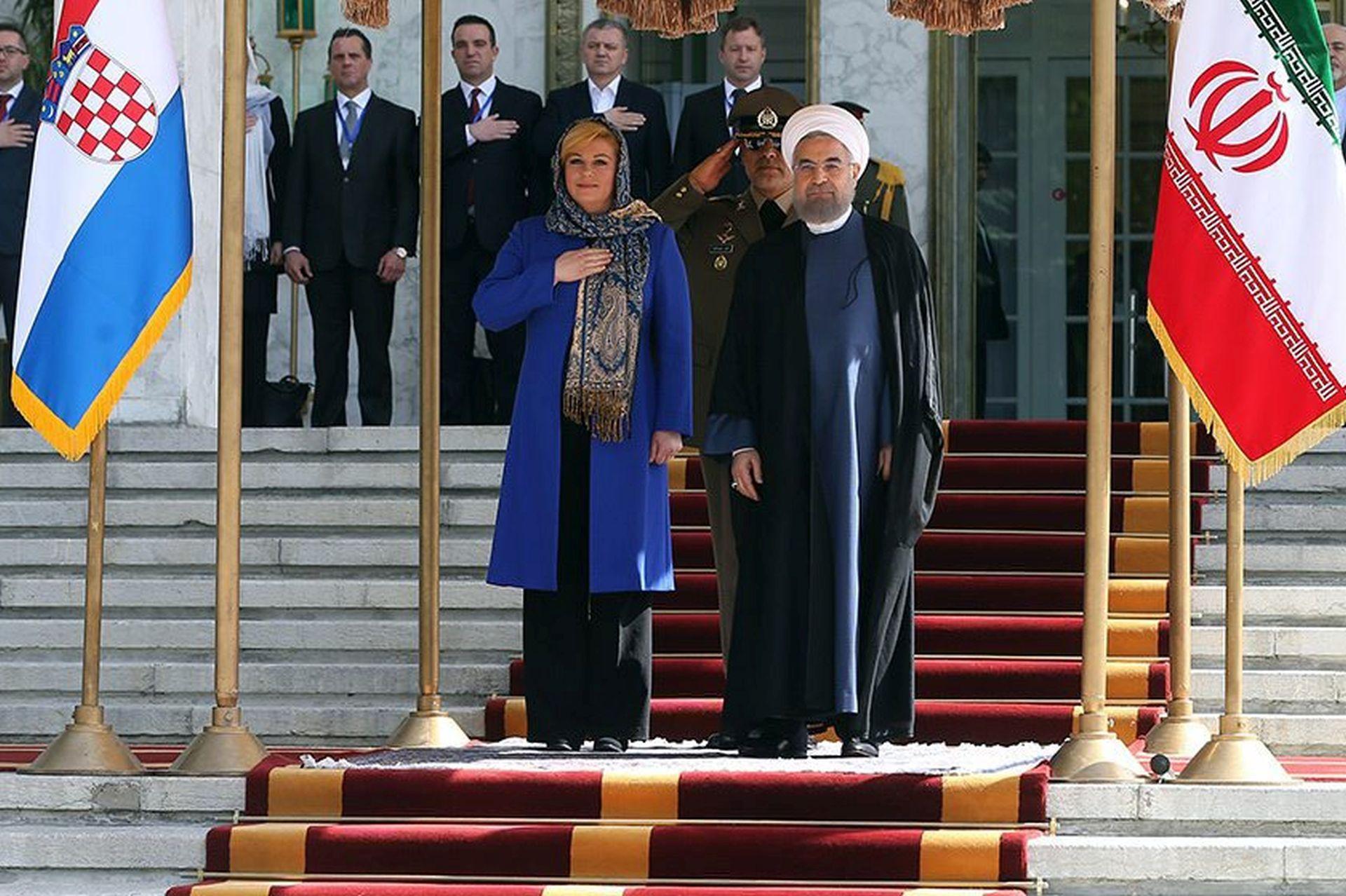 JAČANJE MEĐUSOBNE SURADNJE: Hrvatska može Iranu biti ulaz prema EU-u