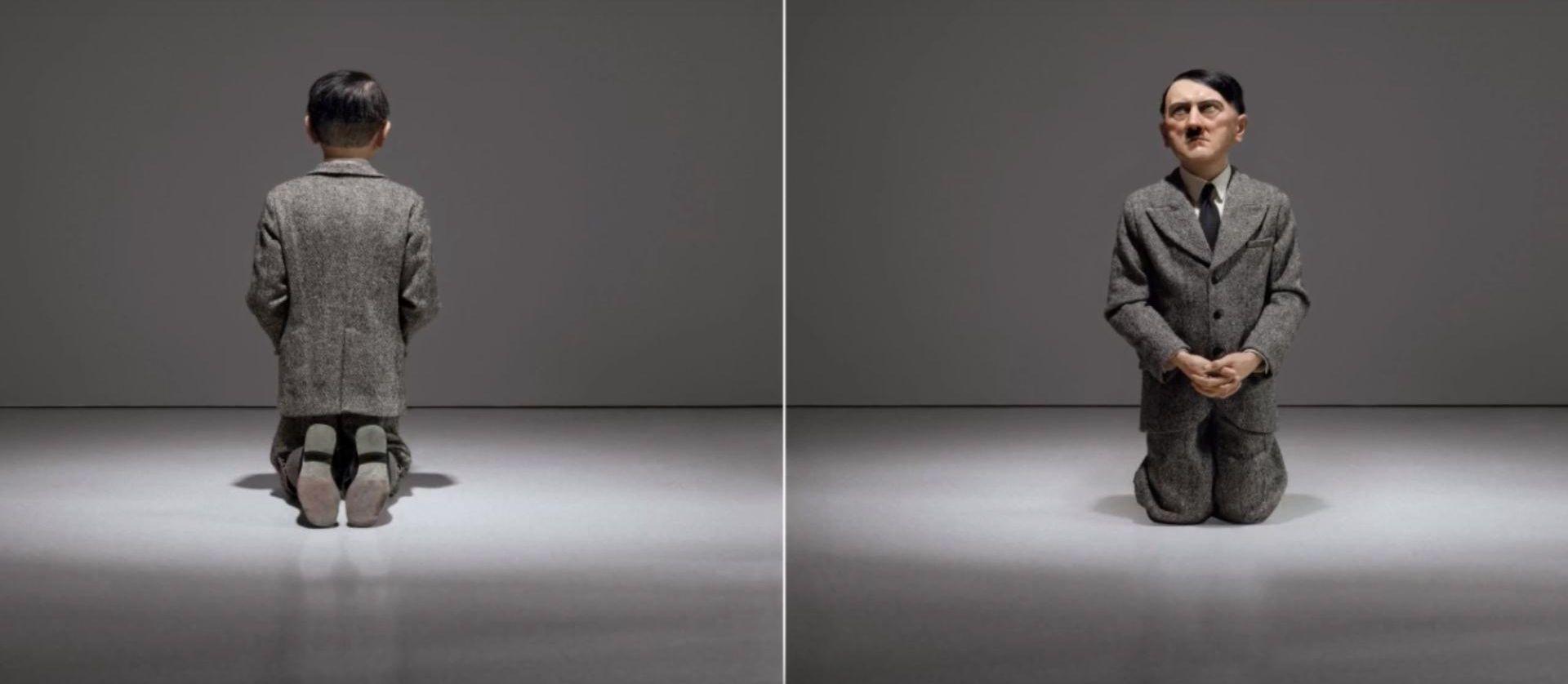 'ON' Skulptura Hitlera koji kleči prodana za 17.2 milijuna dolara