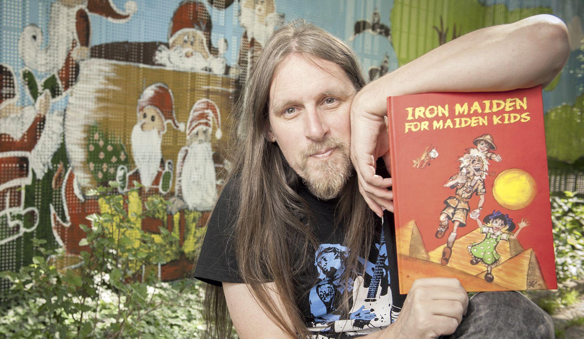 'IRON MAIDEN – FOR MAIDEN KIDS' Zvijezde heavy metala uče djecu povijest