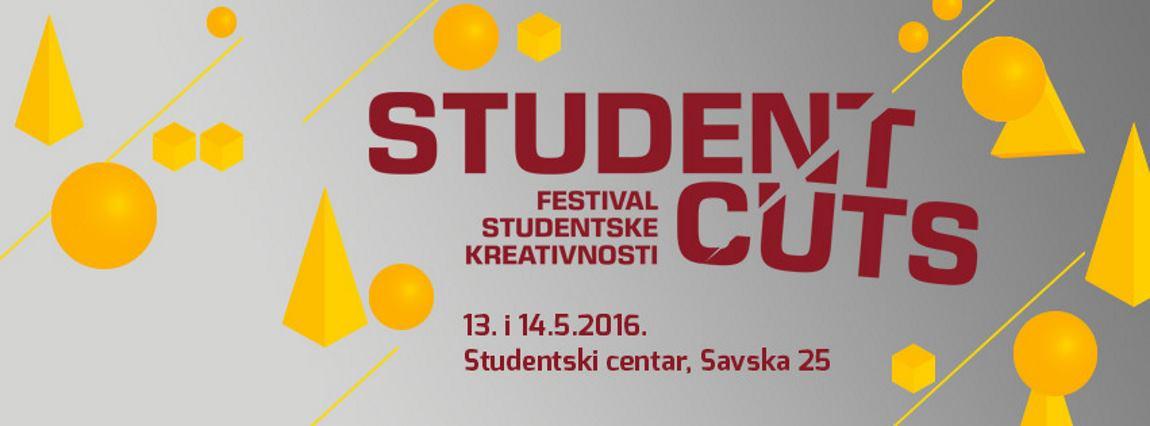Festival StudentCuts u znaku novih tehnologija osvaja Studentski Centar