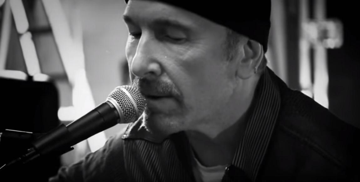 VIDEO: The Edge je prvi rocker koji je nastupio u Sikstinskoj kapeli