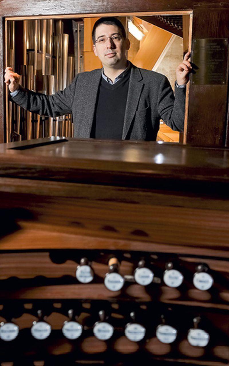 PAVAO MAŠIĆ O CIKLUSU 'ORGULJE SV. MARKA': 'Muzičari očekuju zaštitu struke, a ne birokraciju'
