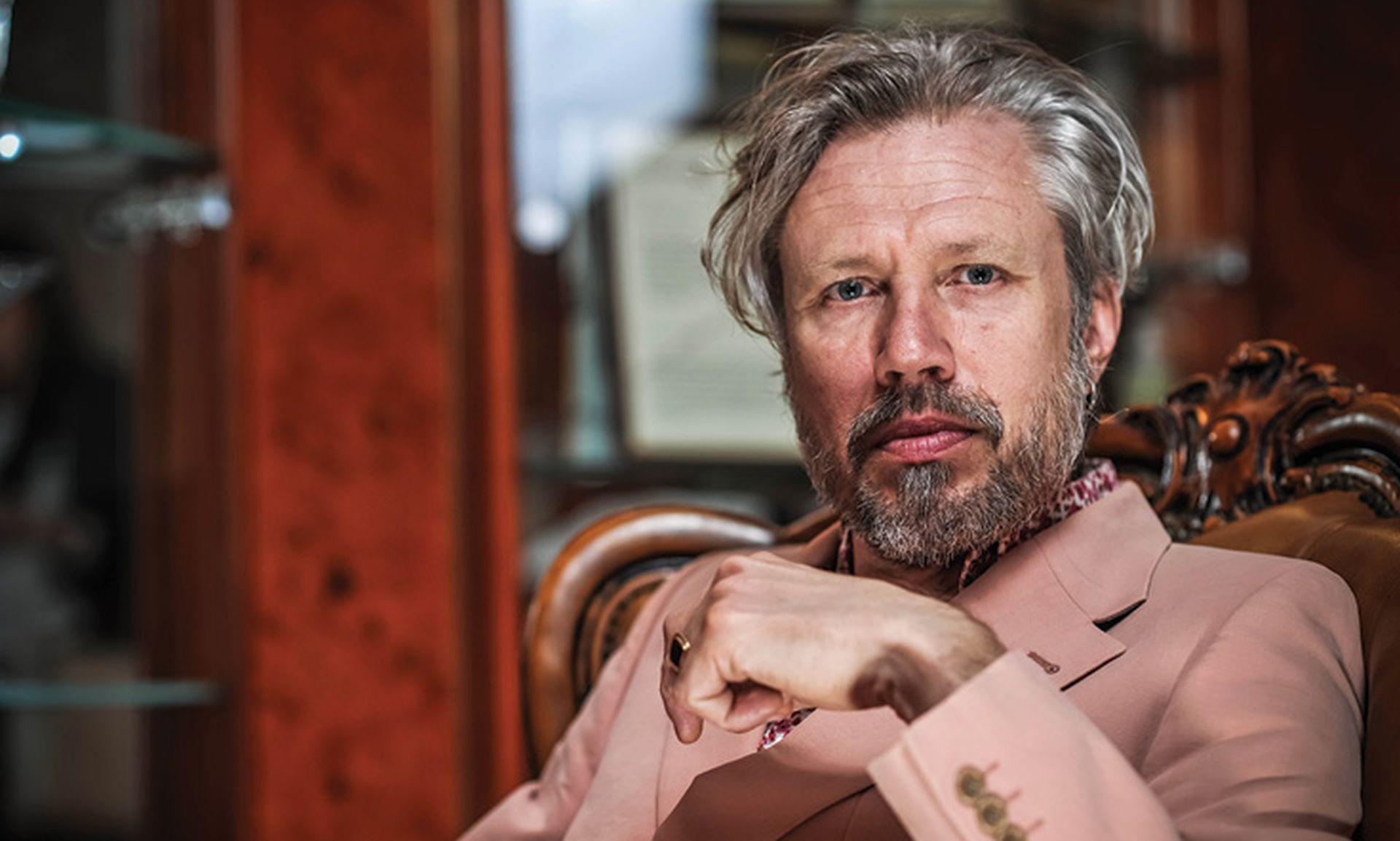 CARL-JOHAN VALLGREN 'Ekstremne desničare želi 25 posto Šveđana'