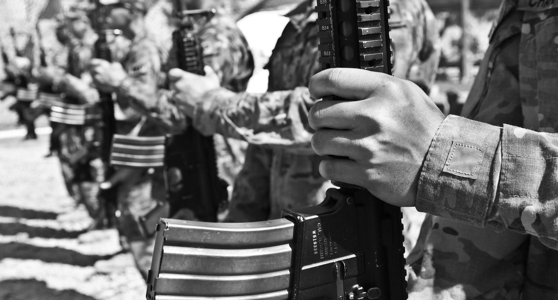 Vijeće sigurnosti UN-a ukinulo embargo na uvoz oružja Liberiji
