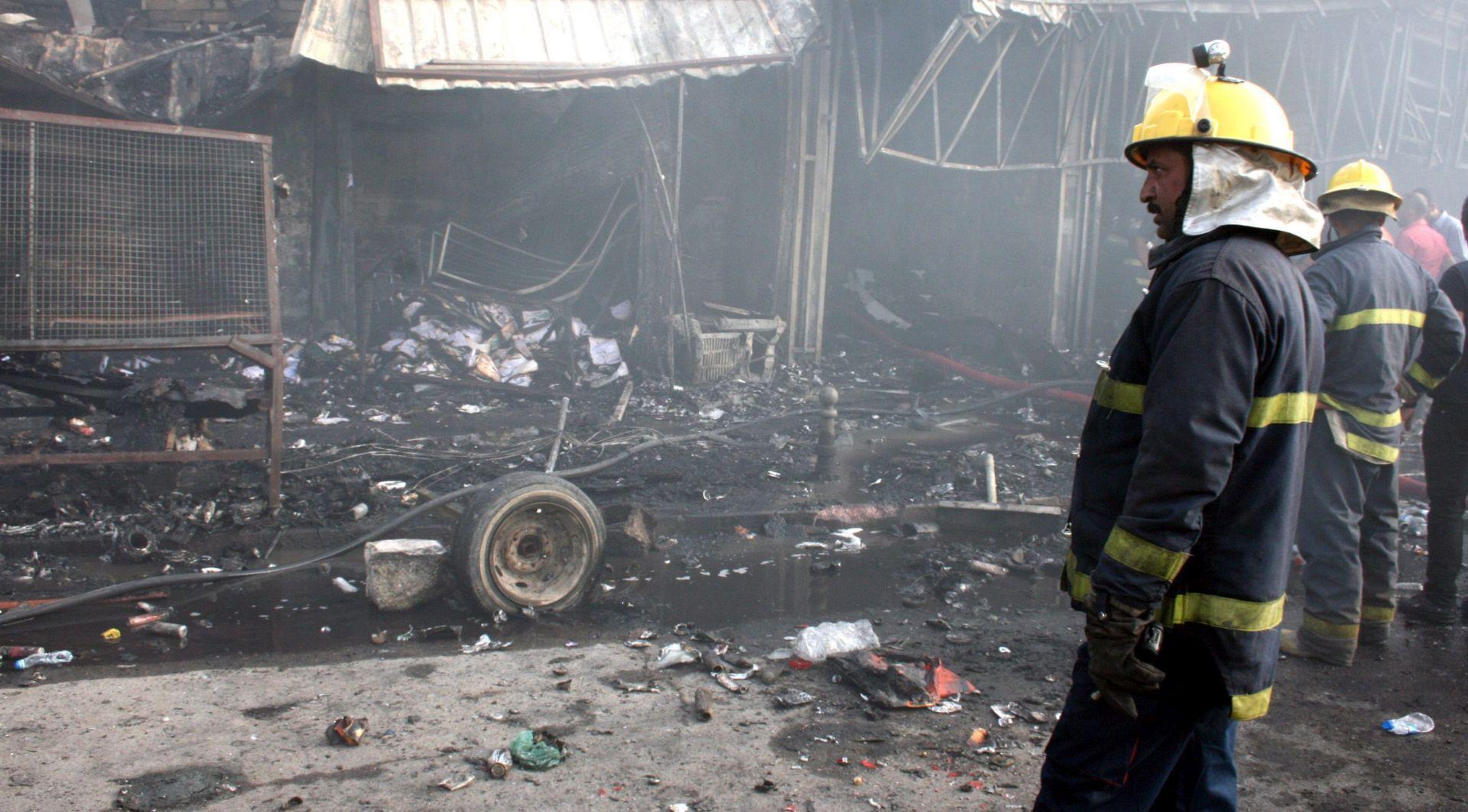 Bagdad: Najmanje 18 ubijenih, više od 90 ranjenih