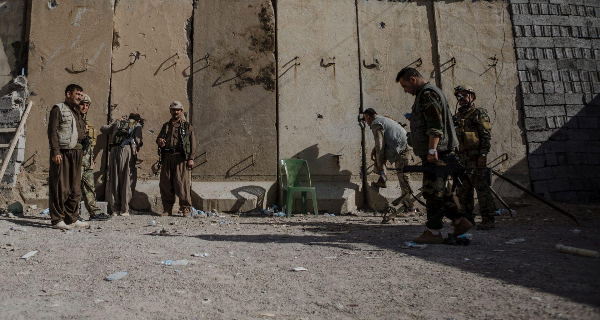 """""""DO DALJNJEG"""": Vojska uvela policijski sat u Bagdadu"""