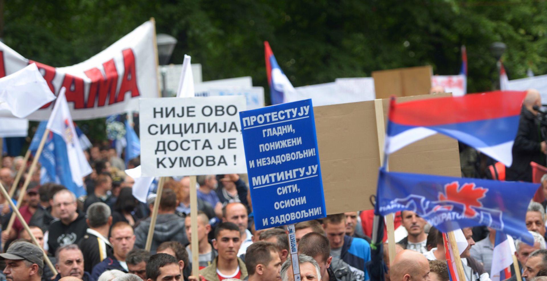 TRI SLUČAJA: Klub novinara Banja Luke osudio jučerašnje napade