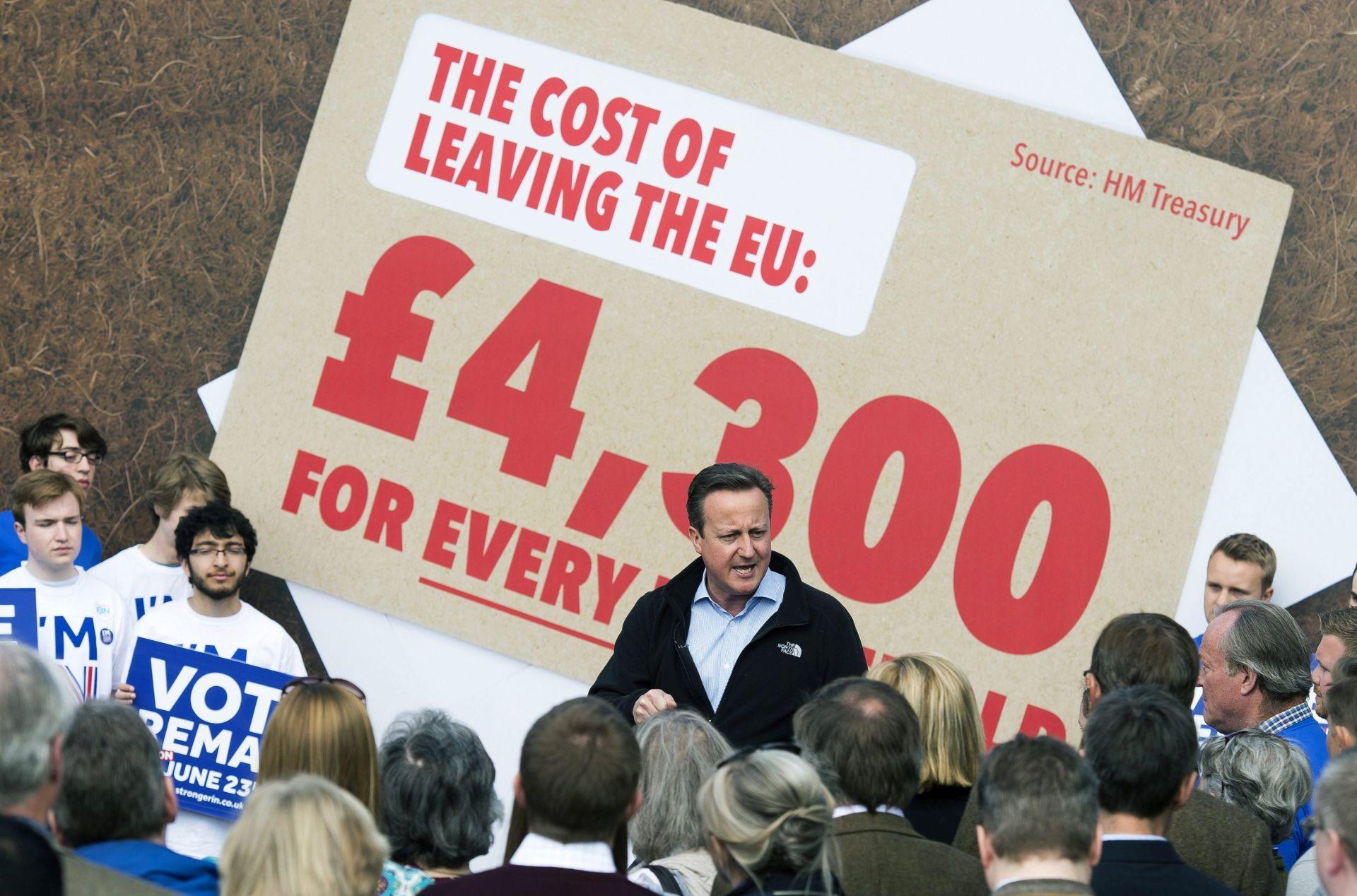 BREXIT: Zagovornici izlaska iz EU ljutiti na kompaniju Ryanair