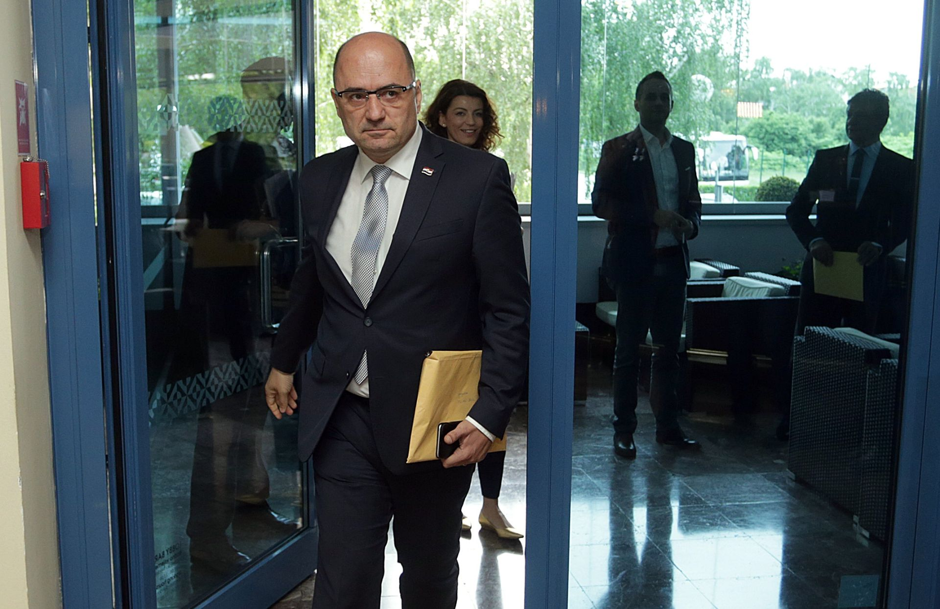 Milijan Brkić: 'Hrvatska vlada će, uvjeravam vas, izdržati čitav mandat'