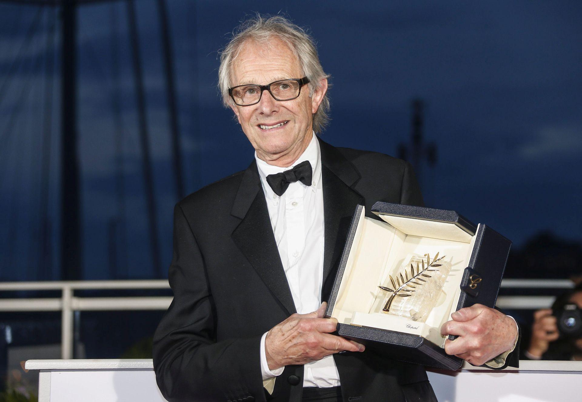 Završen Filmski festival u Cannesu: Zlatna palma Kenu Loachu
