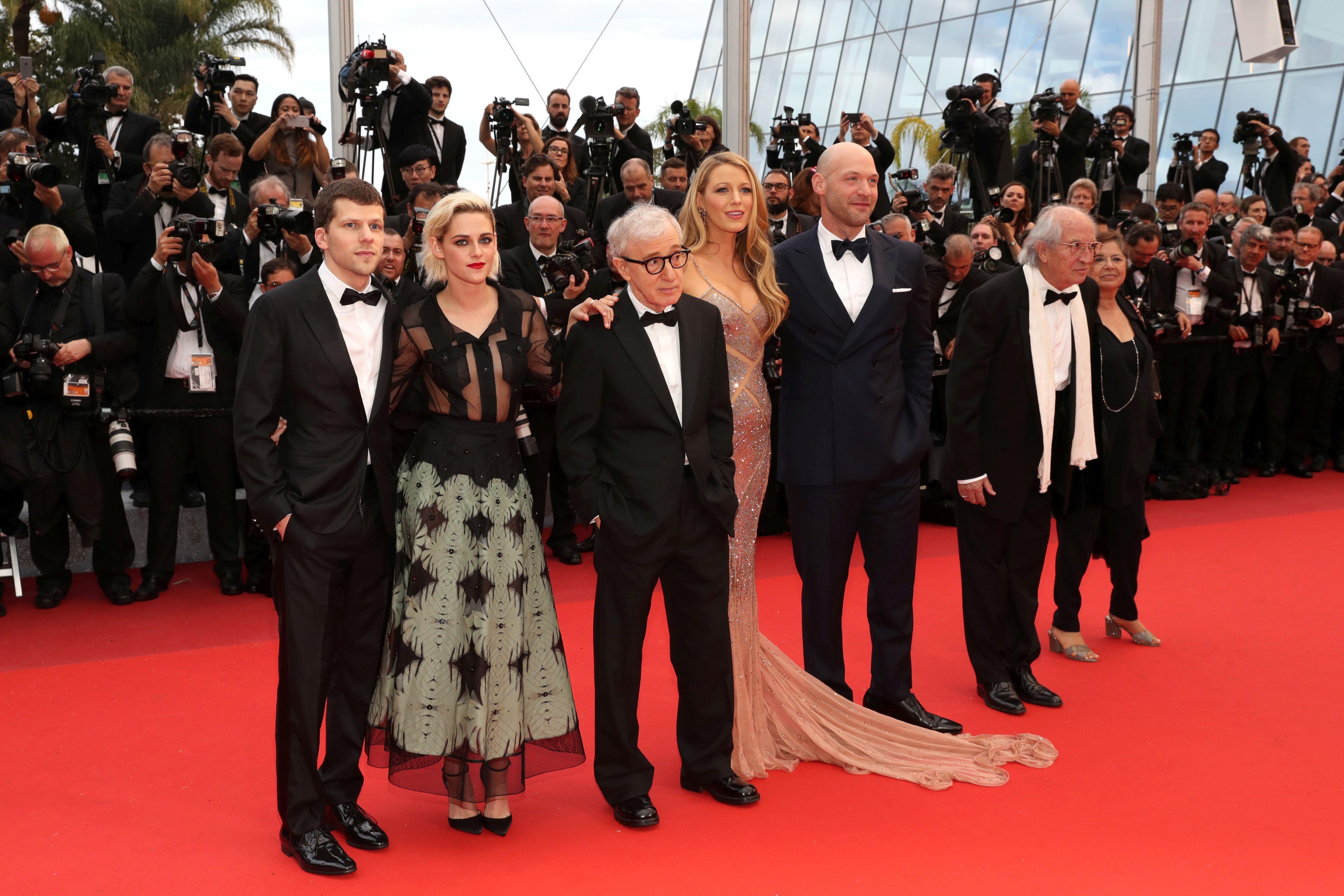 FOTO: CANNES 1. DAN: Film vitalnog 80-godišnjaka Woodya Allena otvorio festival