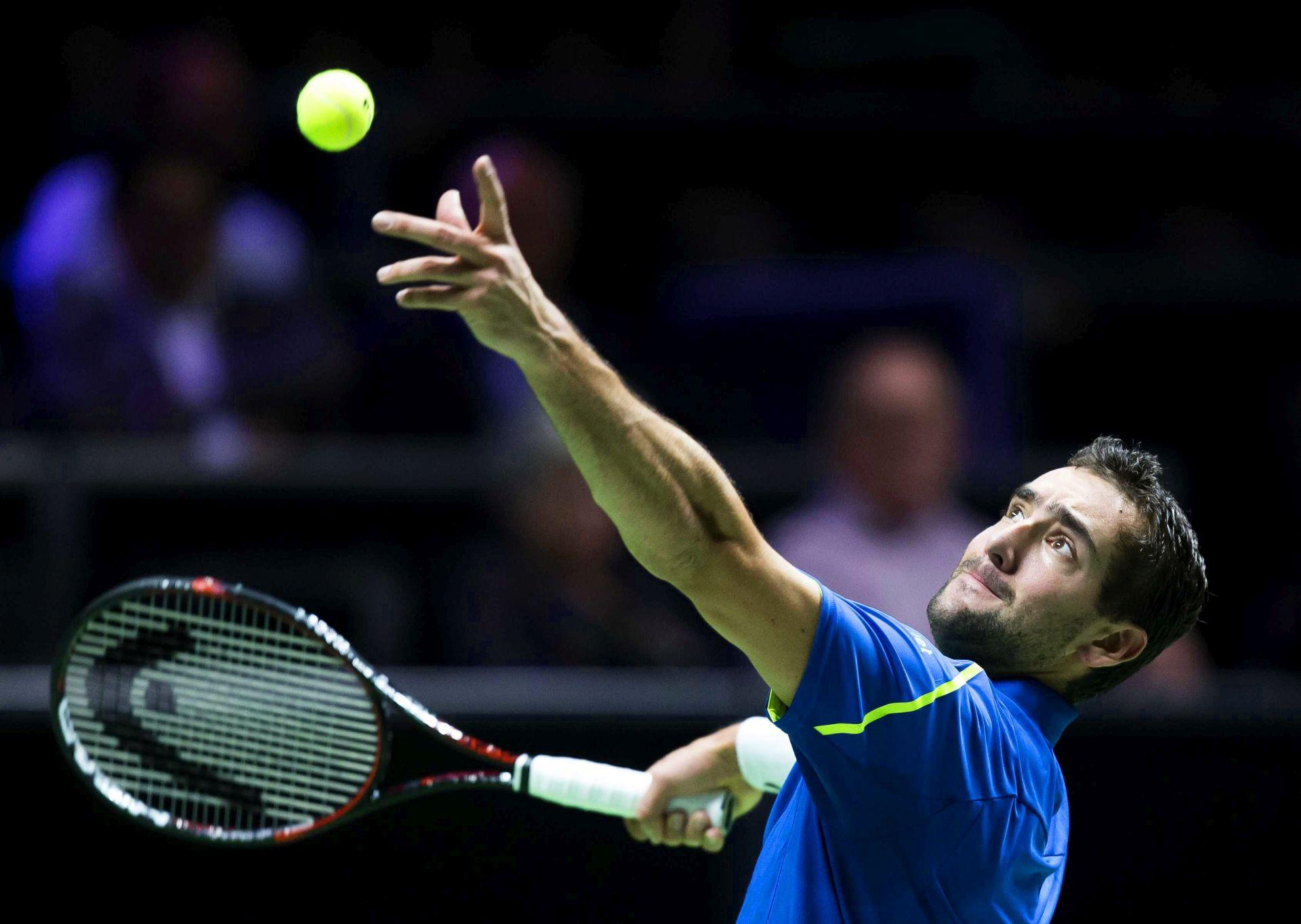 ATP: Marin Čilić i dalje 11.