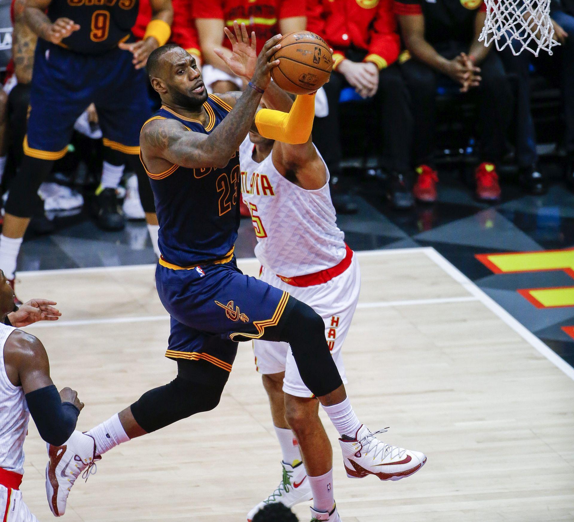 NBA: Cleveland u konferencijskom finalu, Oklahoma City izjednačio
