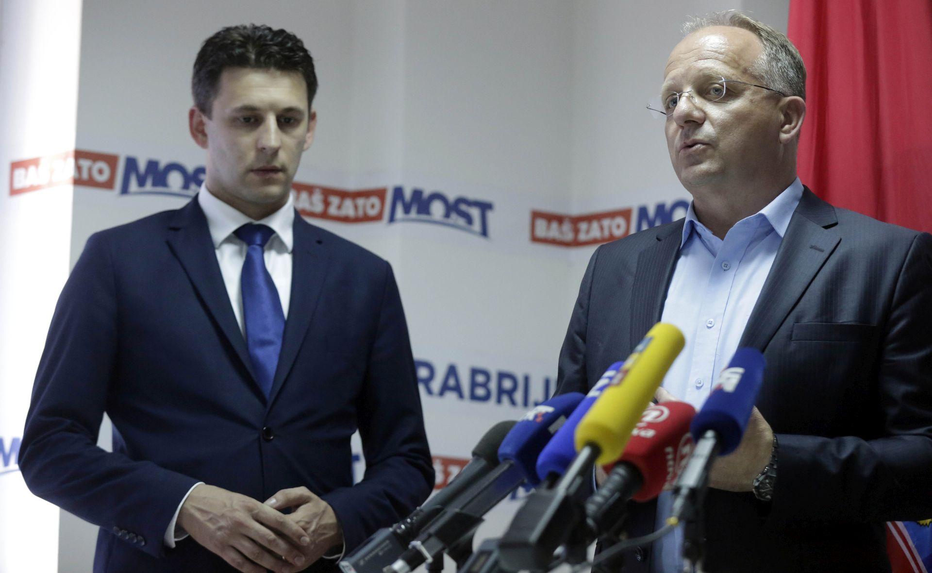 NOVI ČLAN: MOST-u se pridružio i gradonačelnik Novalje, nezavisni Ante Dabo