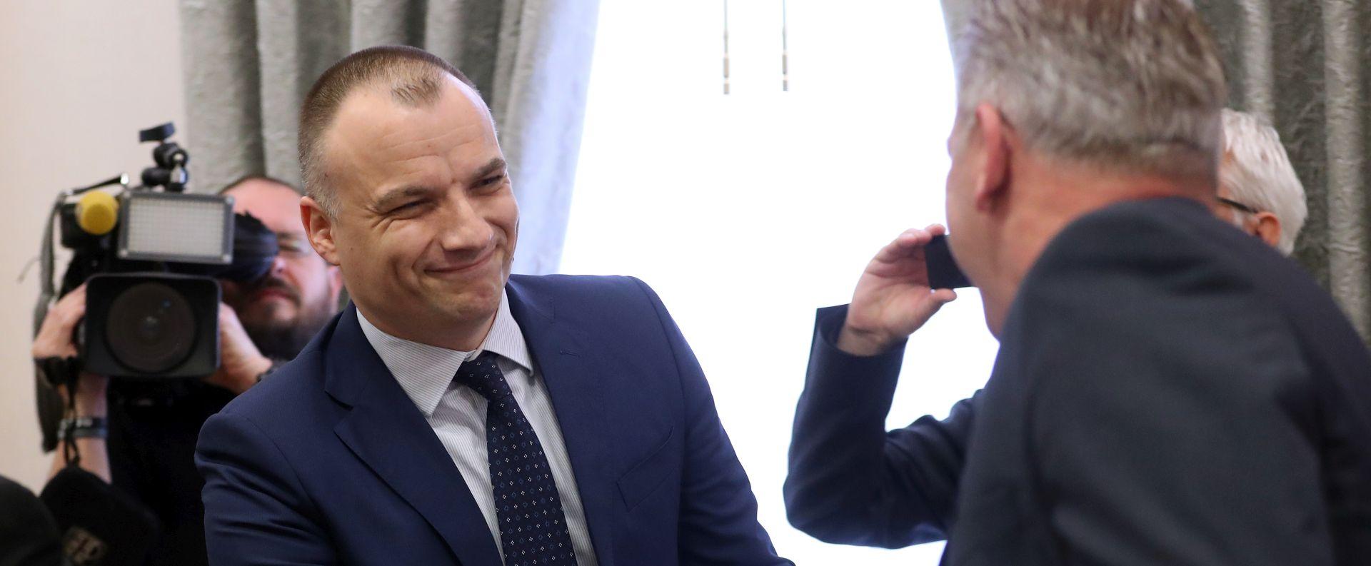 """MARKIĆ """"Dalić nije mogla niti je tražila sigurnosnu provjeru skupine Borg"""""""