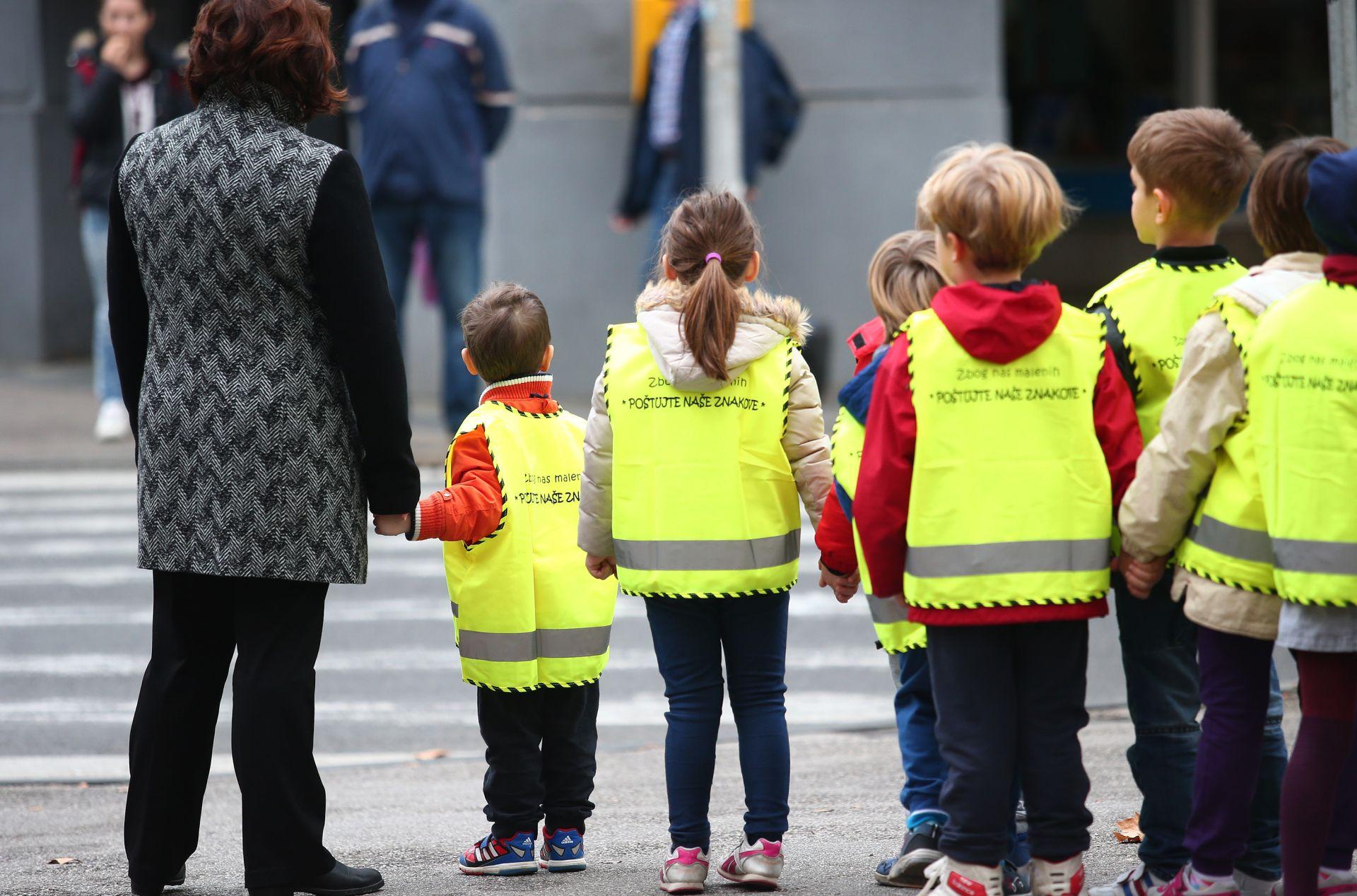 """Program """"Sigurnost za sve"""": Preventivom do sigurnosti djece u prometu"""
