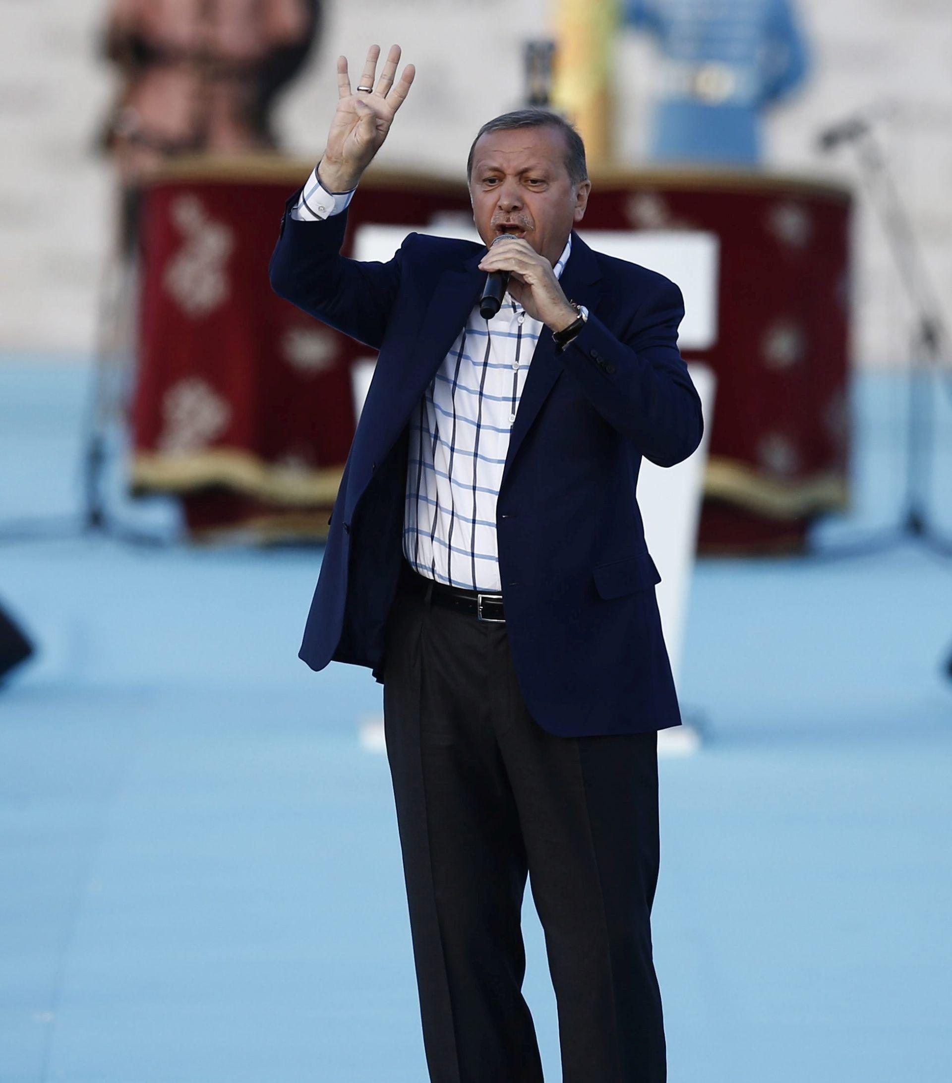 USVAJANJE REZOLUCIJE: Erdogan upozorava Njemačku da ne prizna armenski genocid
