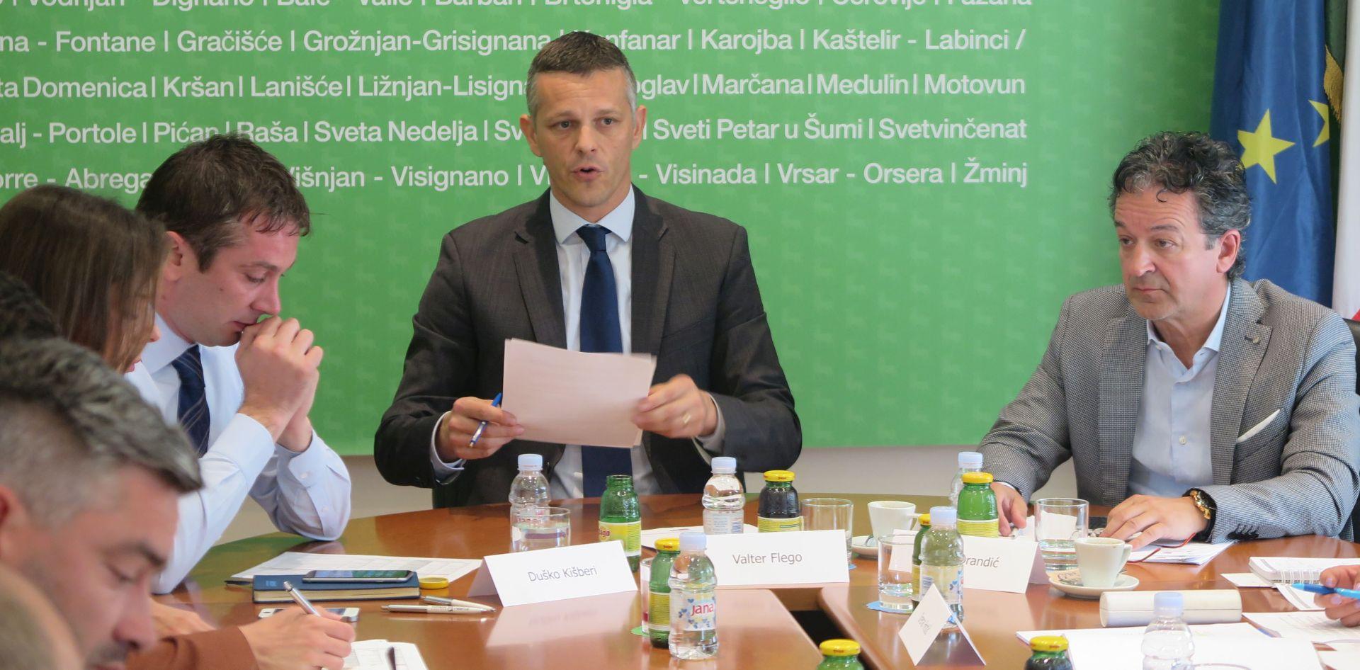 Valter Flego: Pulska bolnica mora ostati županijskom bolnicom regionalnog značaja