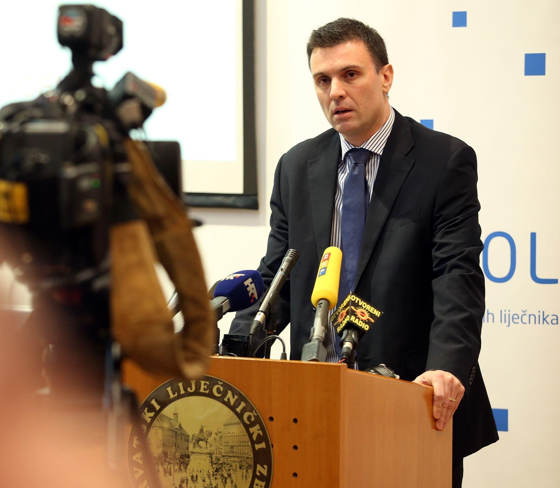 REZULTATI ZABRINJAVAJUĆI Goluža: U osječkom KBC-u najlošija situacija od svih centara u Hrvatskoj