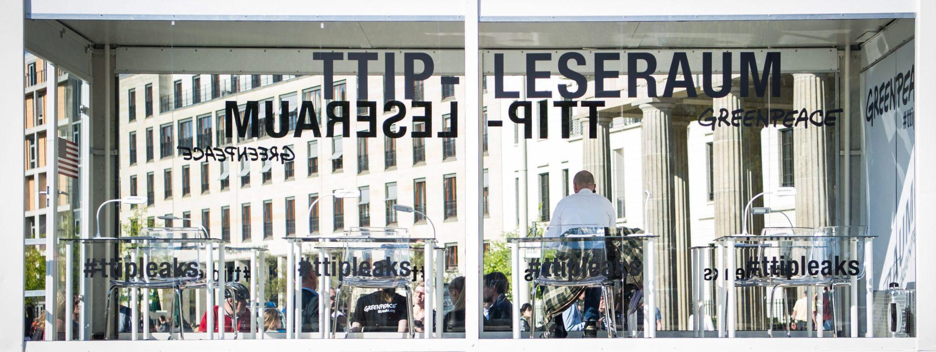 POVJERENICA ODBACILA OPTUŽBE: Europska komisija odbacuje navode Greenpeacea o TTIP-u