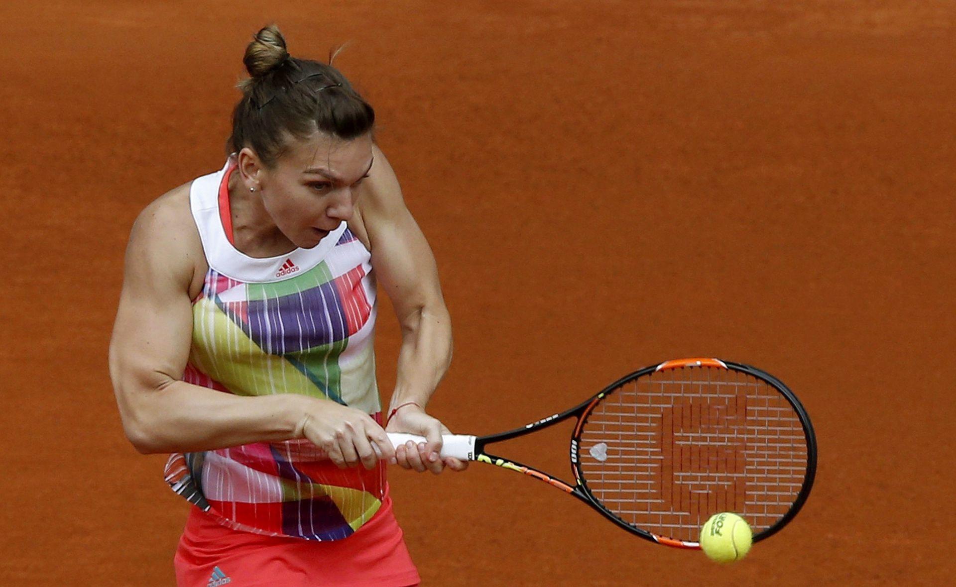 WTA Madrid: Halep ostala u igri za naslov