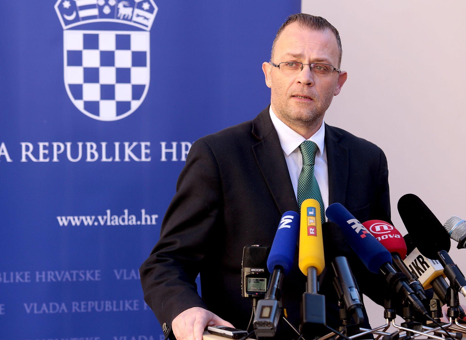 Ministar Hasanbegović: HND nije Ministarstvu poslao poziv za tribinu