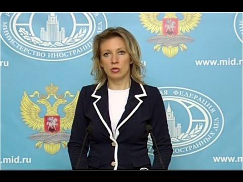 VIDEO: Medijska konferencija ruskog ministarstva vanjskih poslova