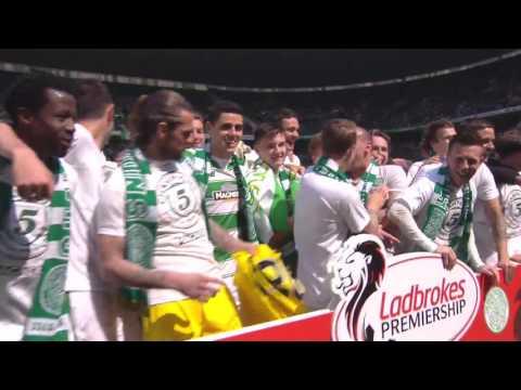 VIDEO: PETA TITULA ZAREDOM Celtic osigurao naslov prvaka Škotske