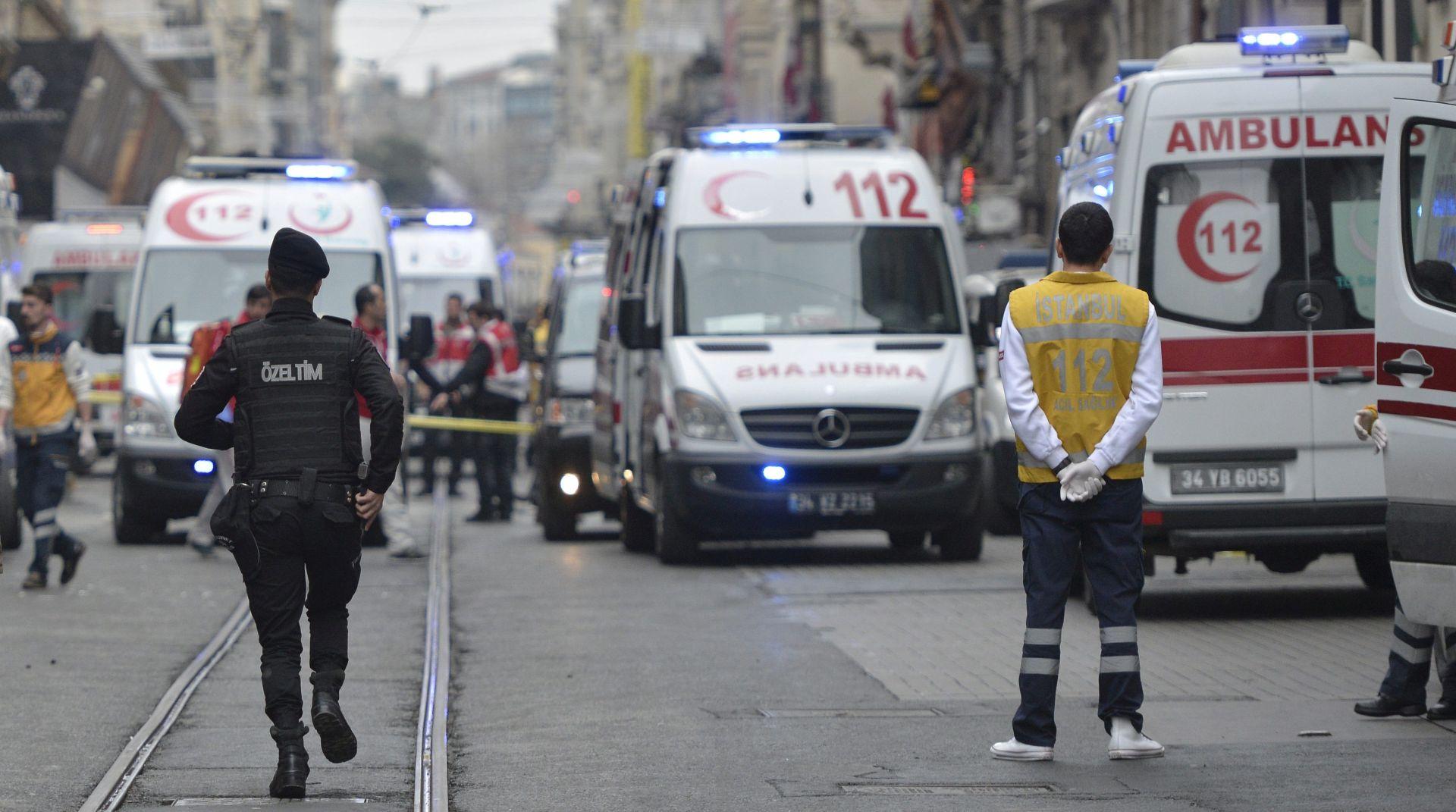 AUTOBOMBA: U eksploziji u Turskoj četvero poginulih, 27 ranjenih