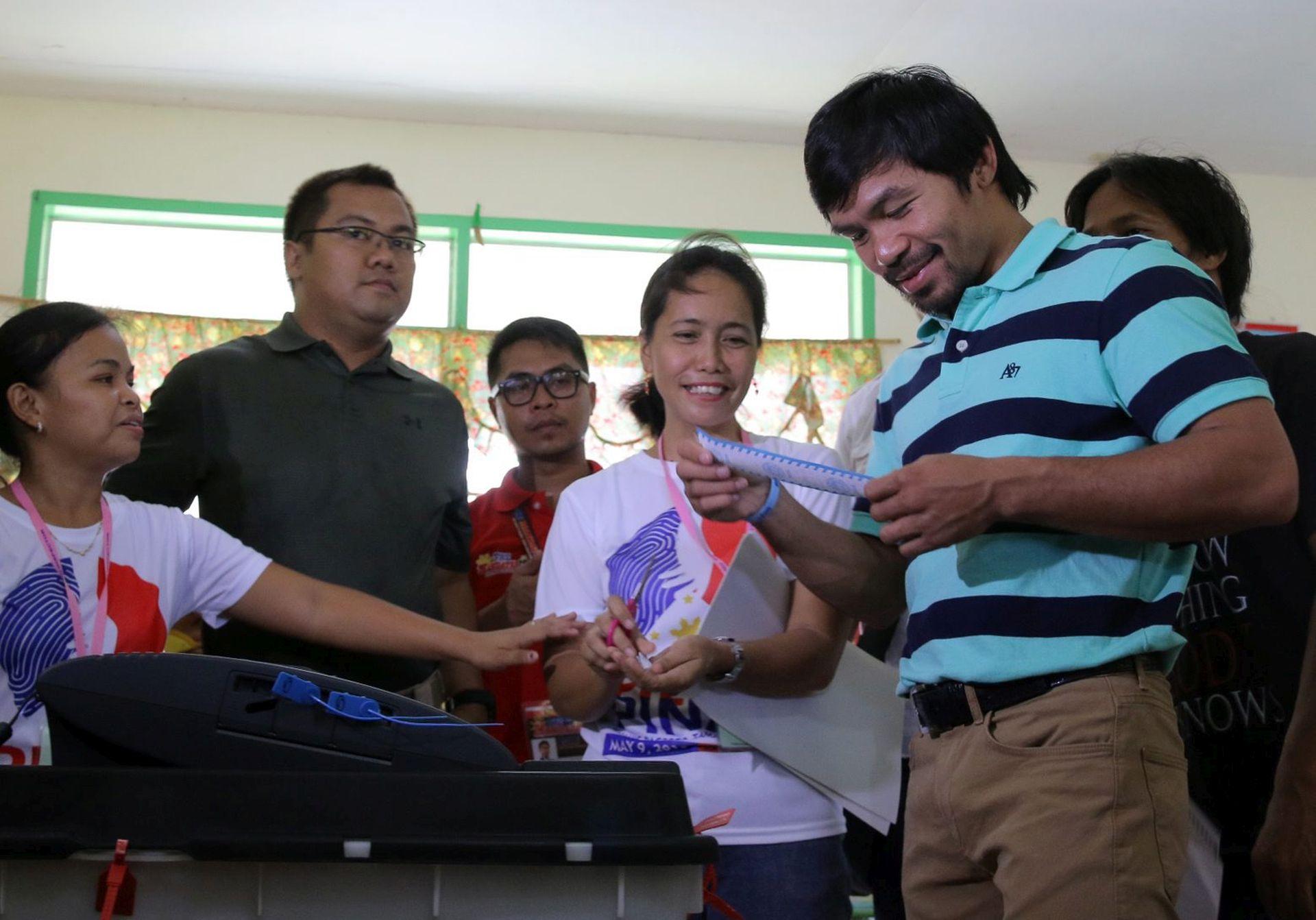 IZBORI NA FILIPINIMA: Odlučivanje između demokracije i povratka u diktaturu