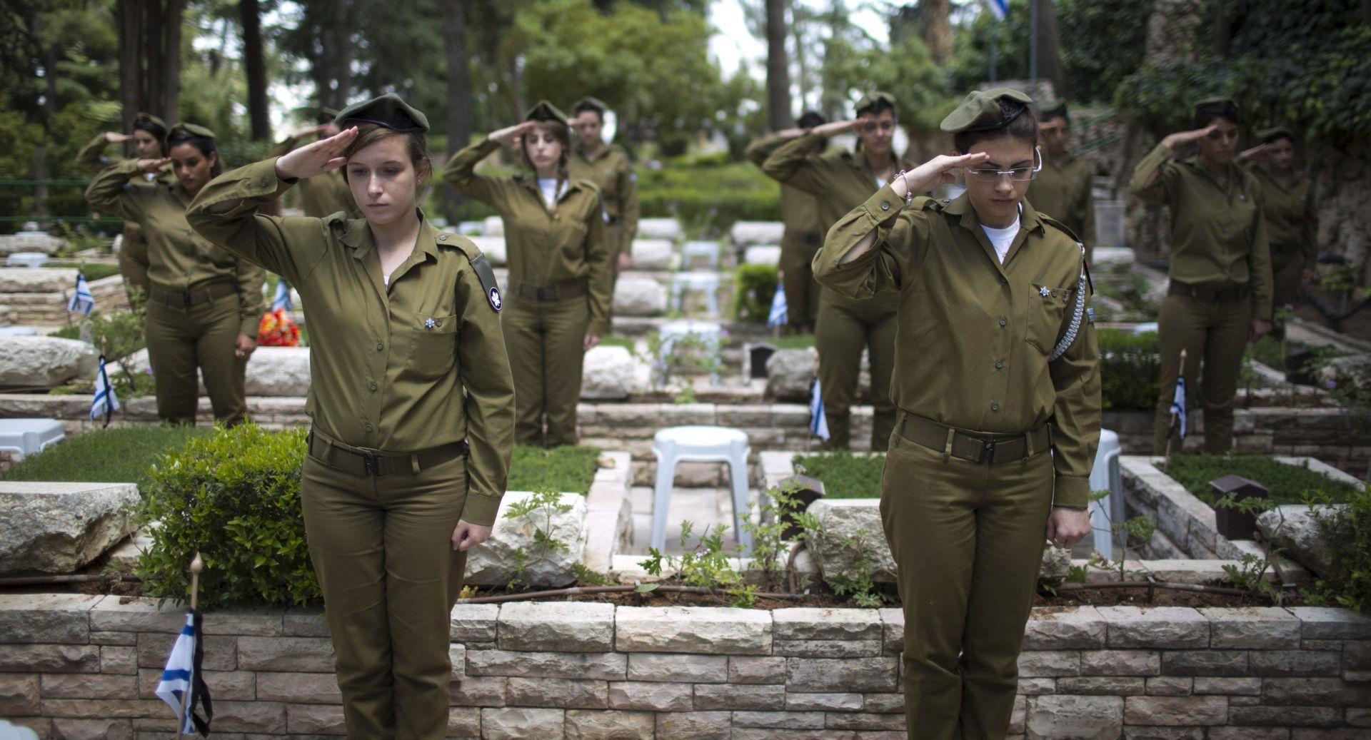 'YOM HAZIKARON': Izrael obilježava Dan sjećanja na pale žrtve