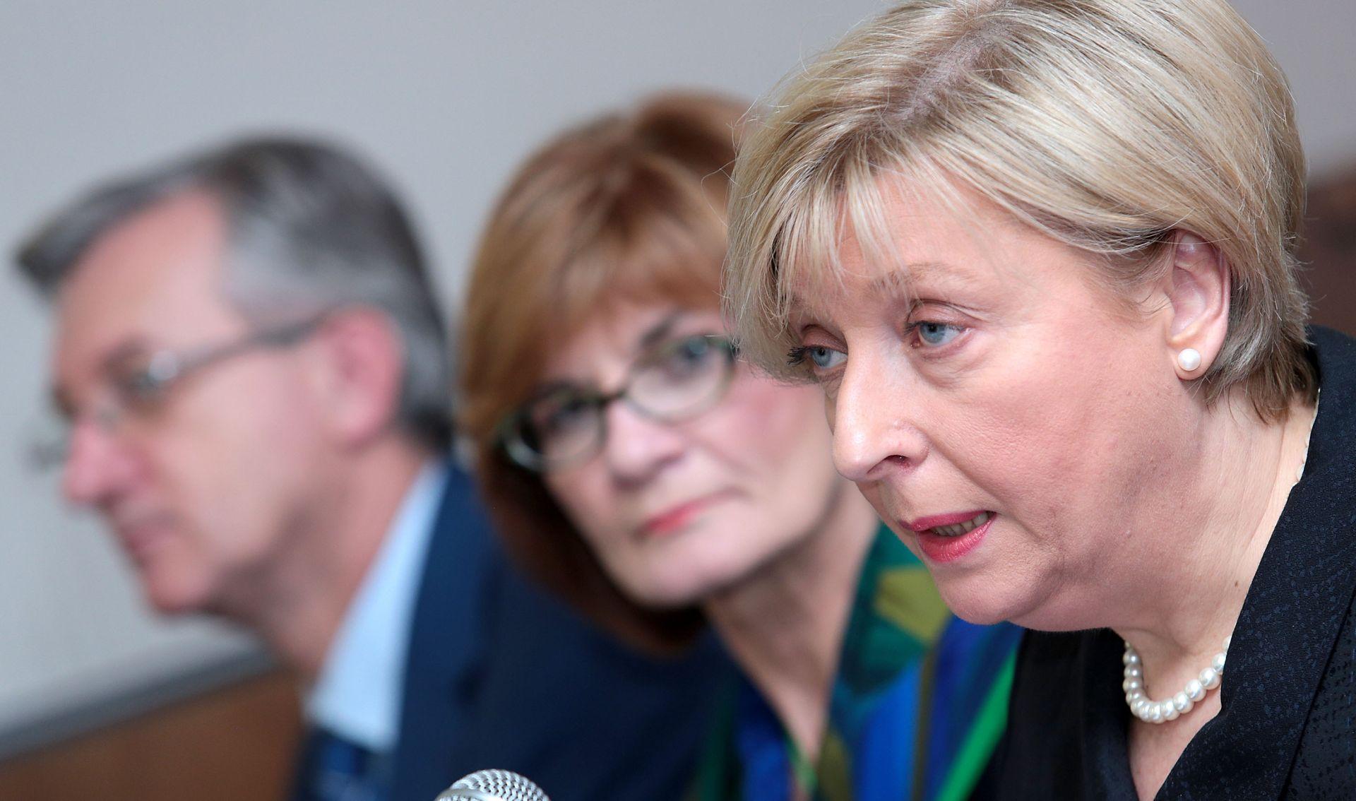 POVEĆAN BROJ KANDIDATA: Jasna Omejec se ponovno kandidirala u Ustavni sud
