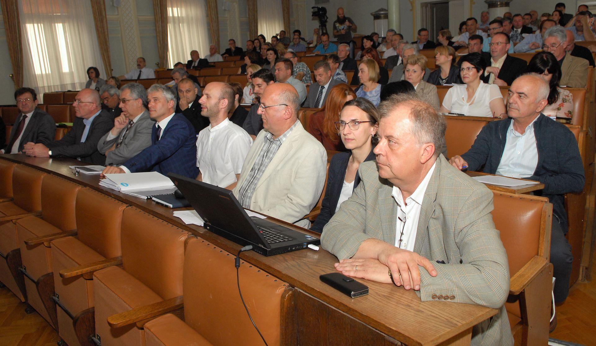 DUGOROČNI SUSTAV: Za obranu od poplave potrebno 120 milijuna eura do 2022.