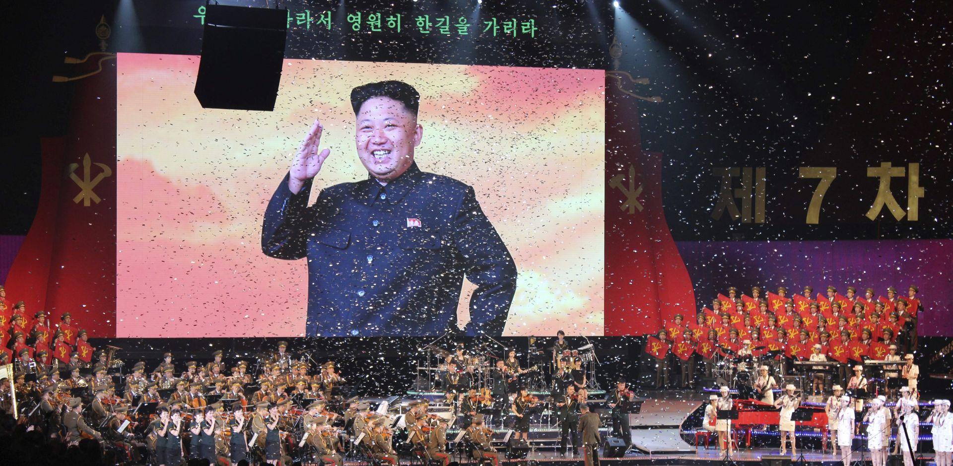 Sjeverna Koreja 'spremna za nuklearni napad'