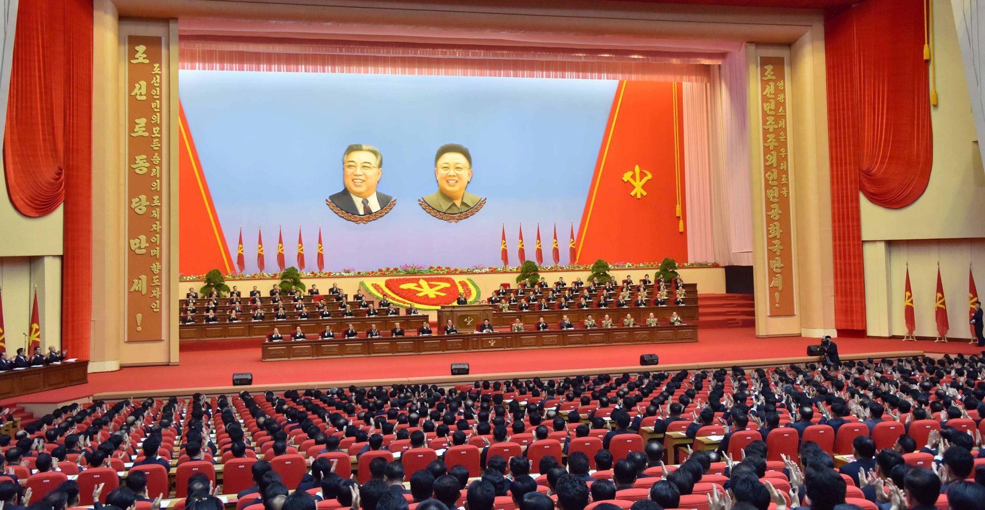 ODLUKA KONGRESA: Sjeverna Koreja najavila daljnje jačanje nuklearnih kapaciteta