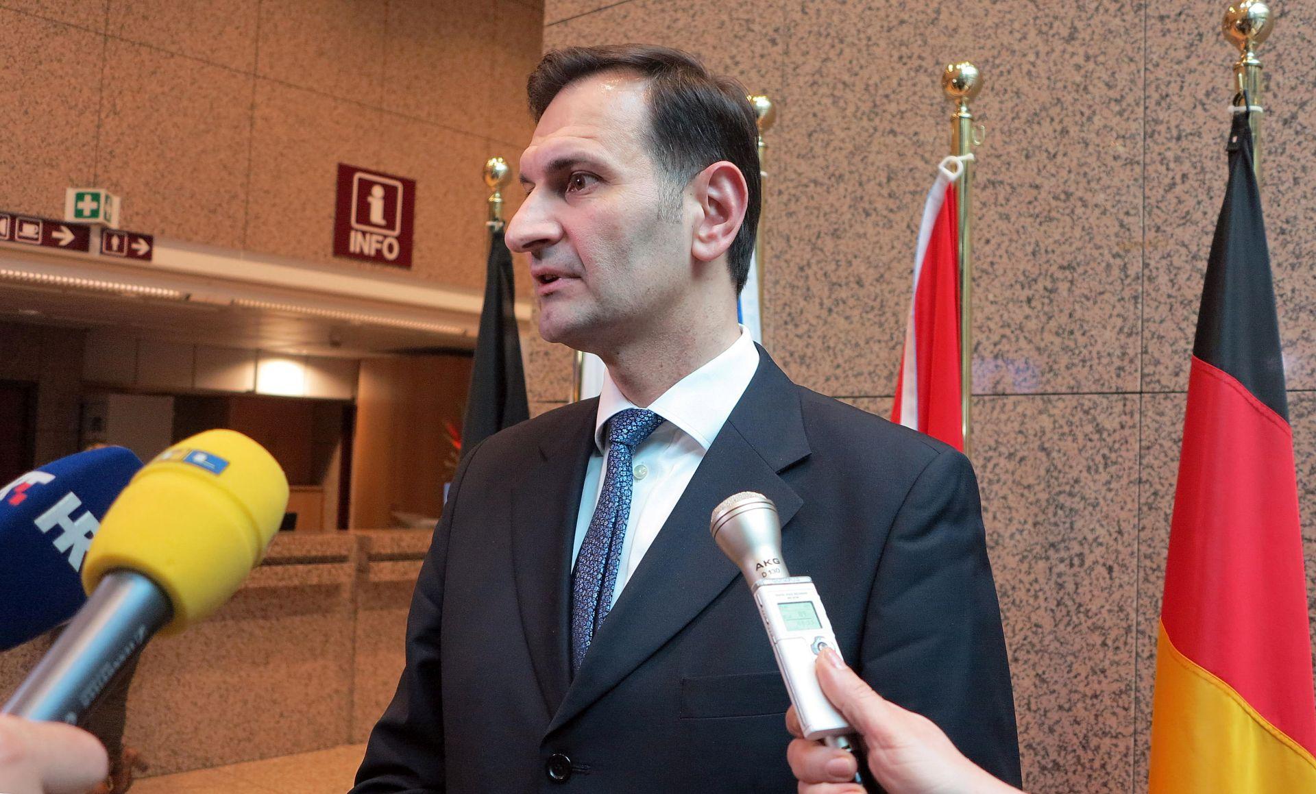 """Kovač: """"Imam dojam da smo blizu rješenja"""" za poglavlje 23 u pregovorima sa Srbijom"""